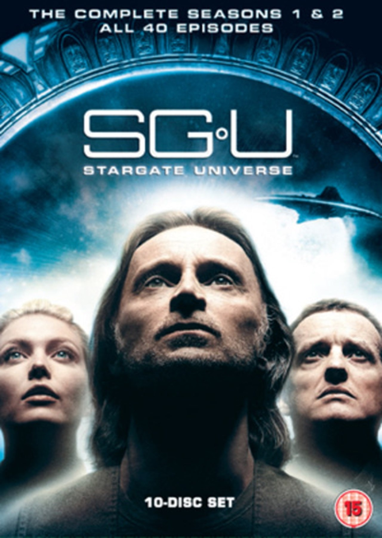 Stargate Universe: The Complete Series - 1