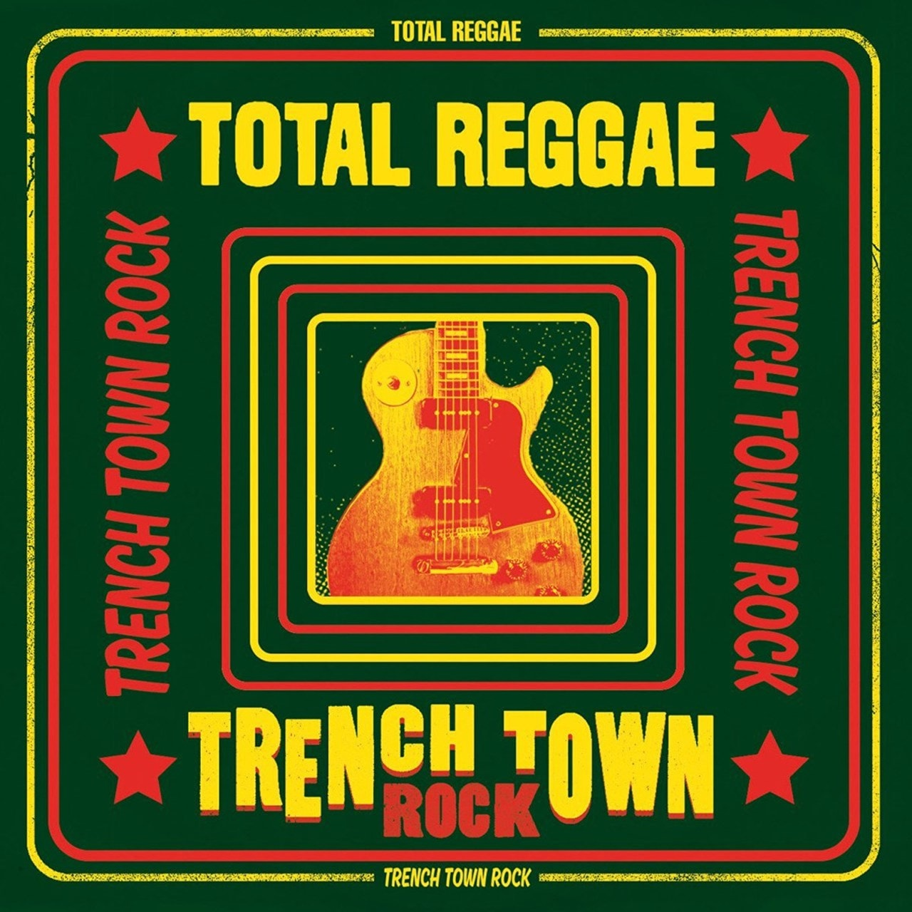 Total Reggae: Trench Town Rock - 1