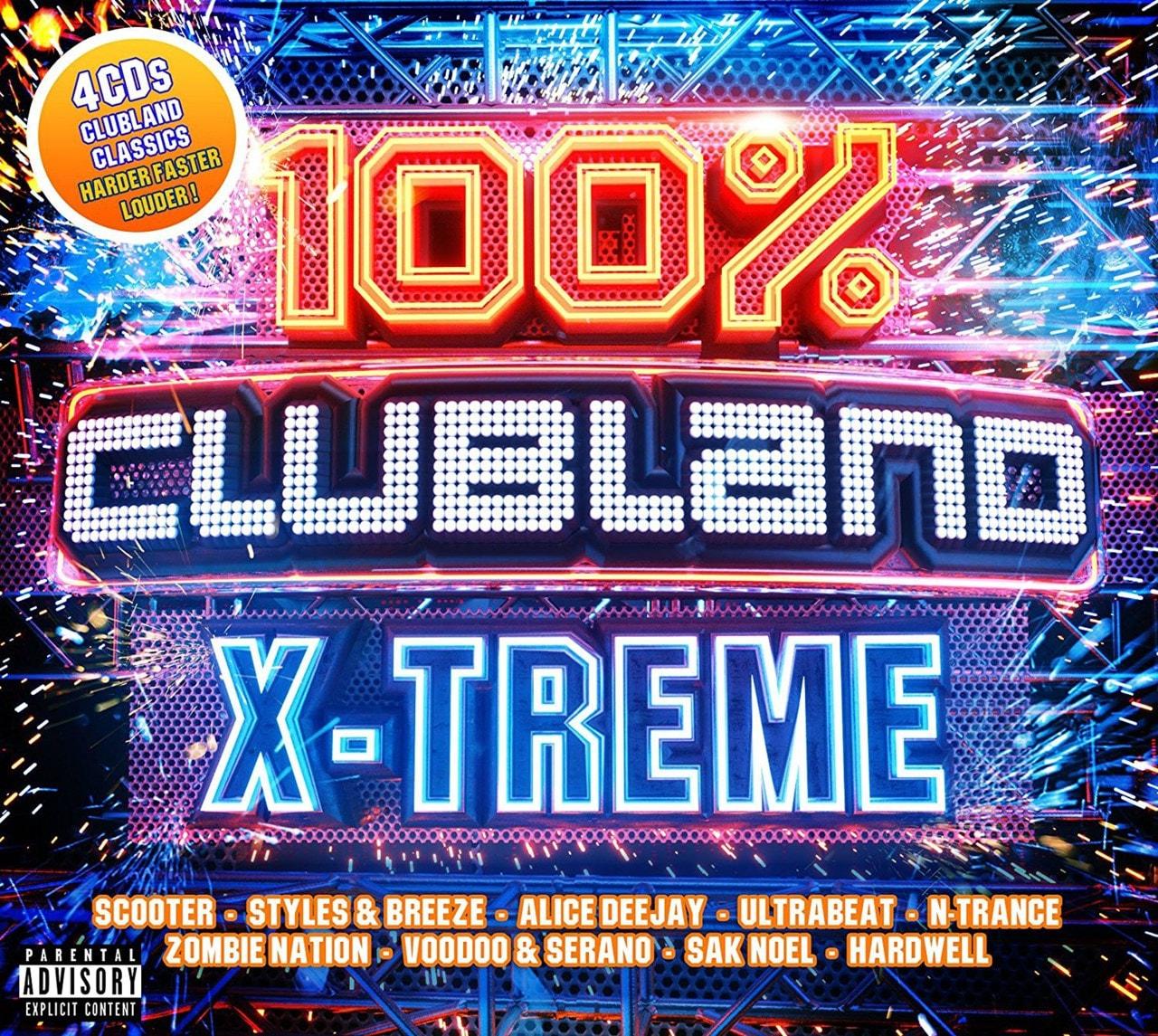 100% Clubland X-treme - 1