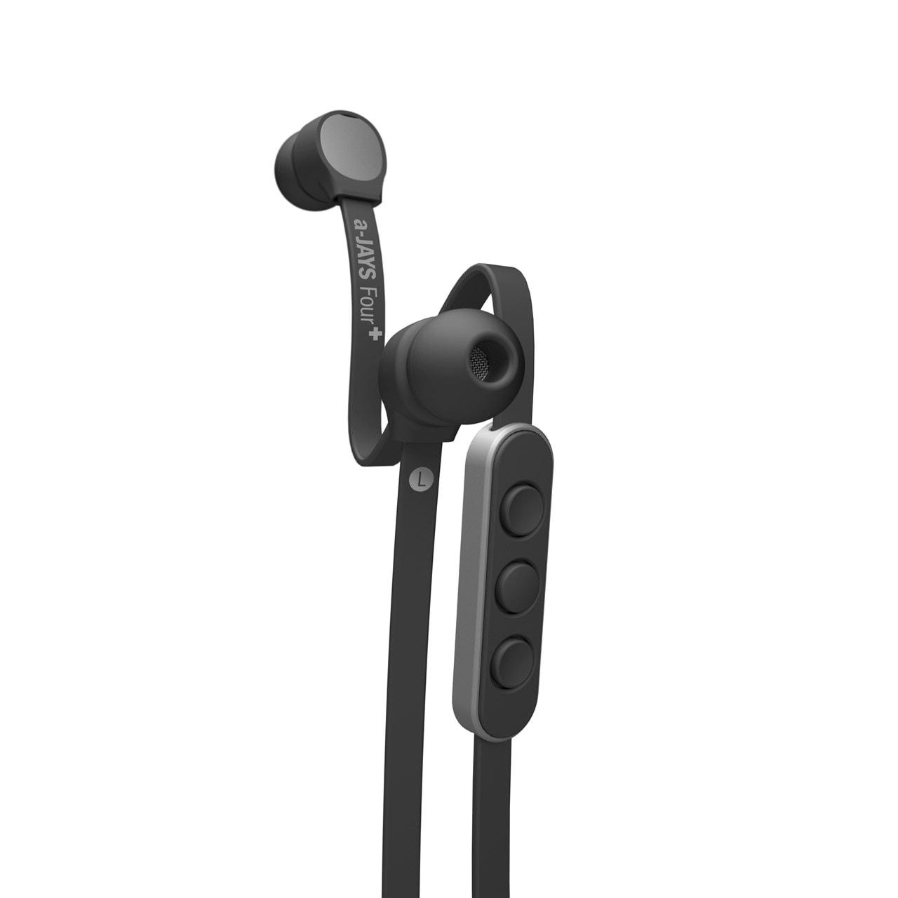 Jays A-Jays Four+ Ios Black/Silverearphones - 1