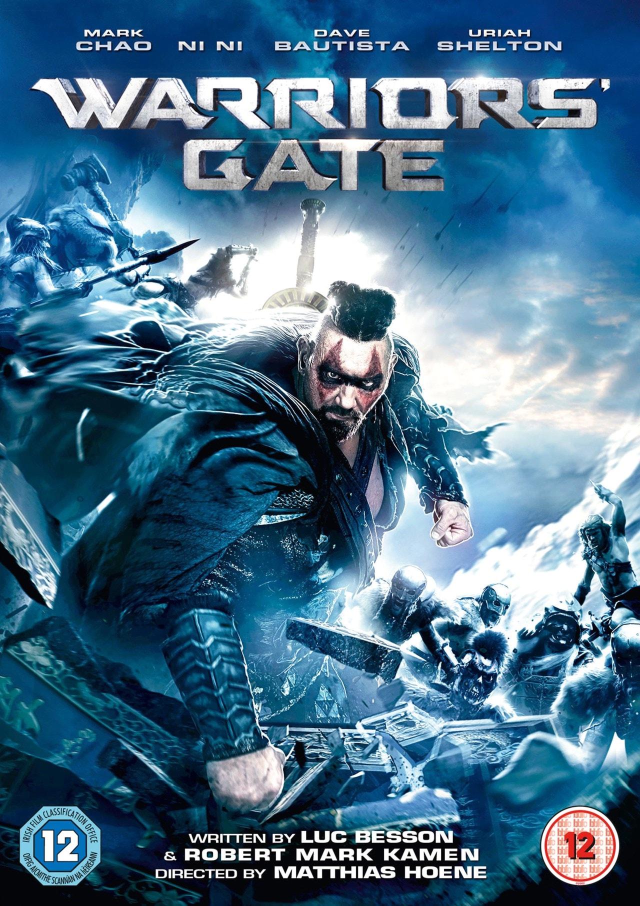 Warriors' Gate - 1