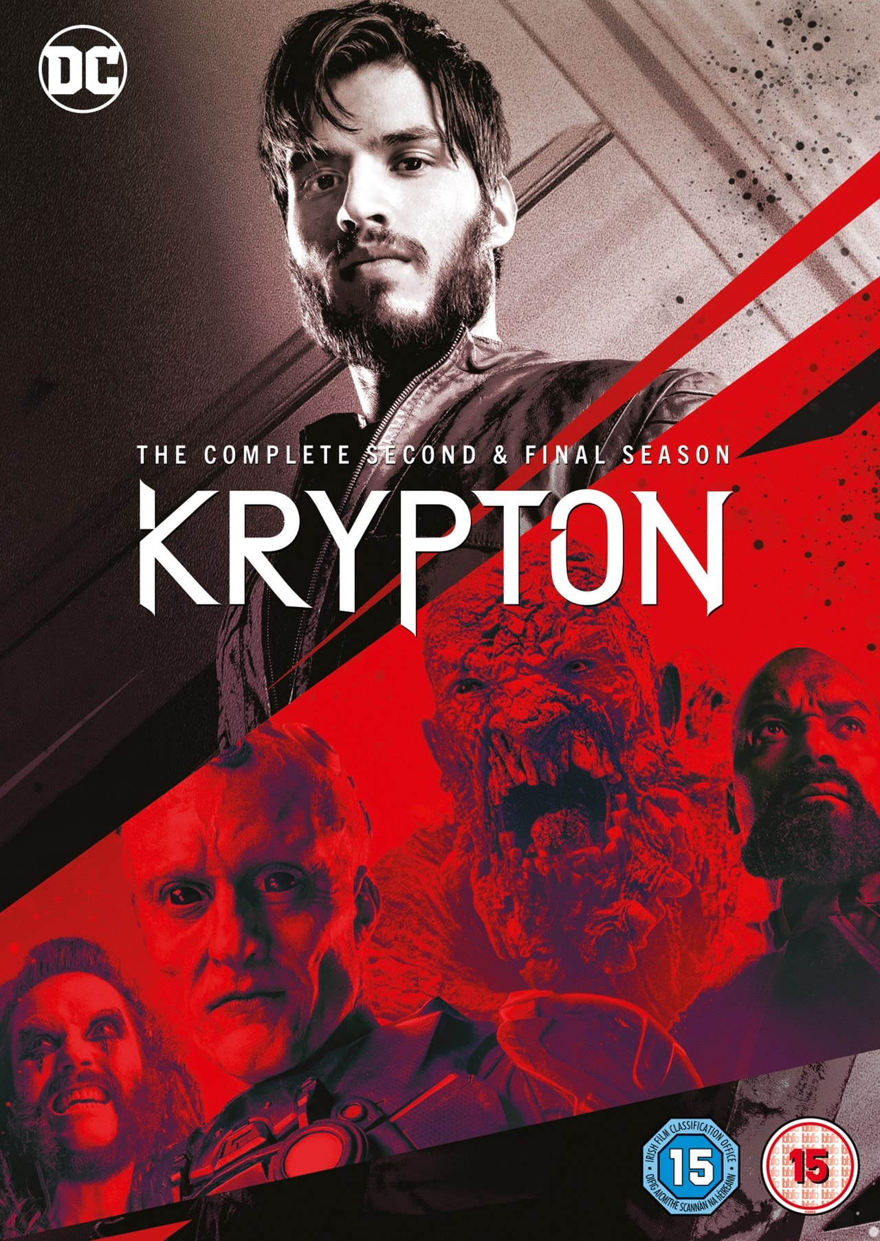 Krypton: The Complete Second & Final Season - 1