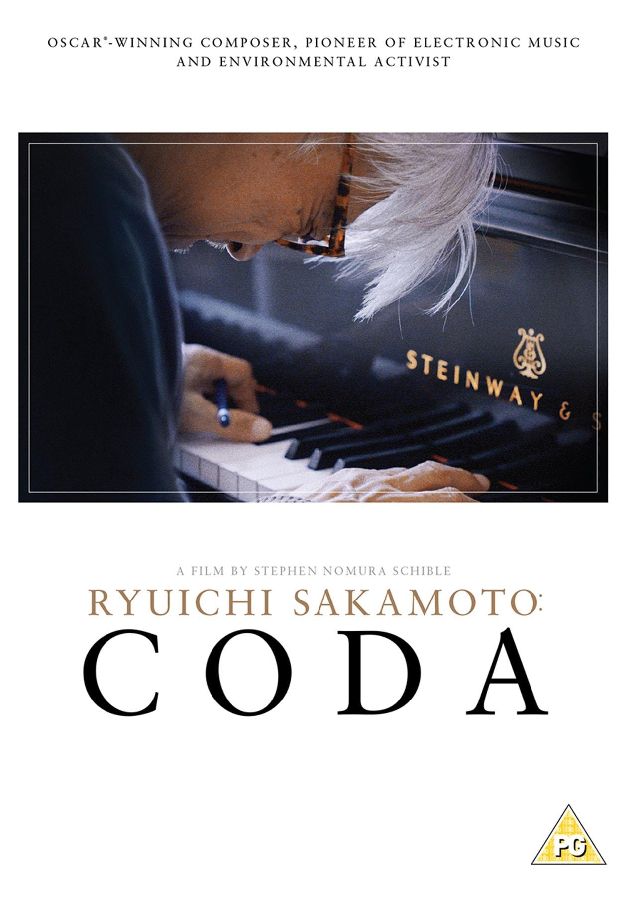 Ryuichi Sakamoto: Coda - 1