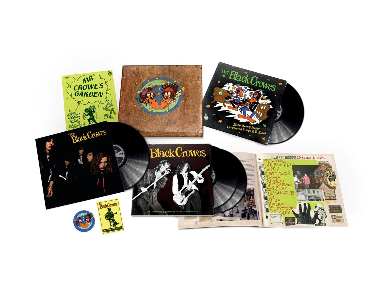 Shake Your Money Maker - 30th Anniversary Edition - 4LP Boxset - 1
