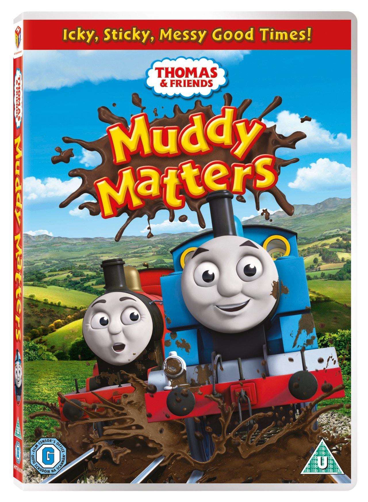 Thomas & Friends: Muddy Waters - 2