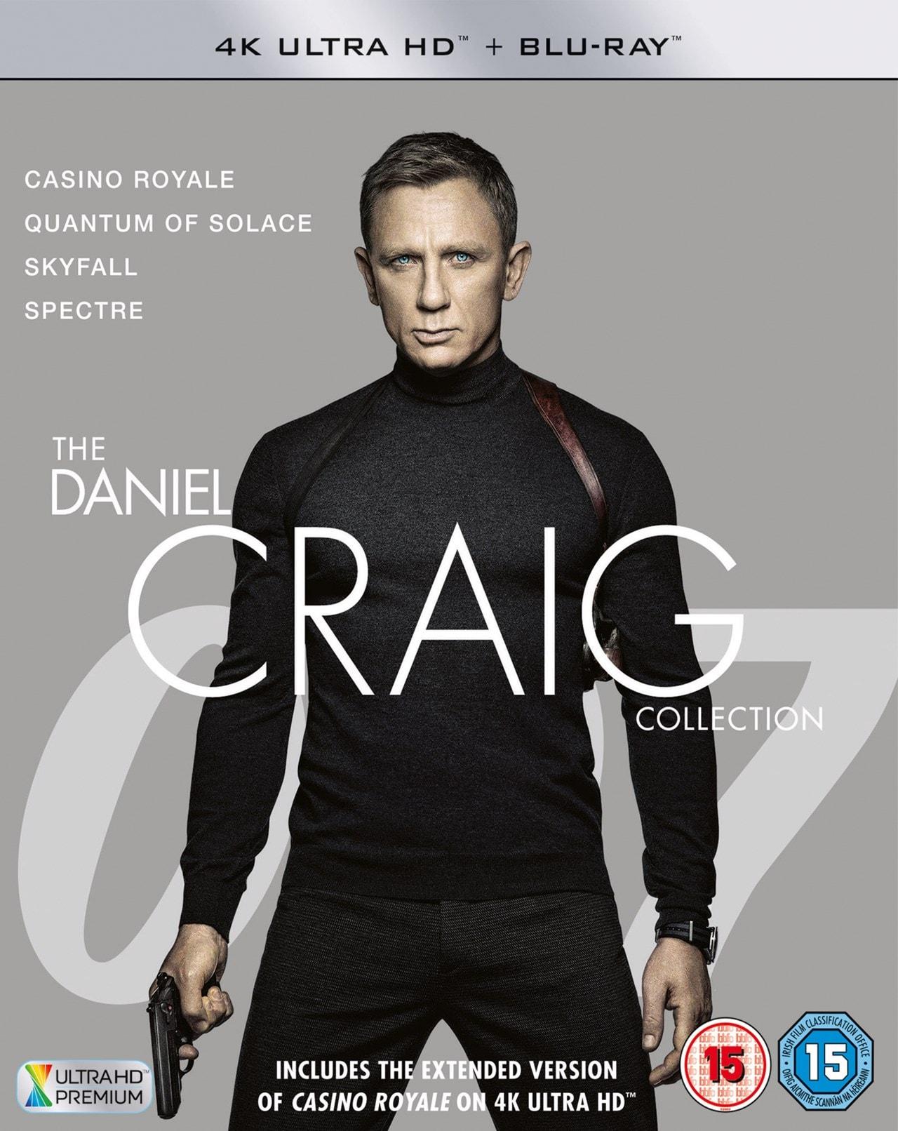 James Bond: The Daniel Craig Collection - 1