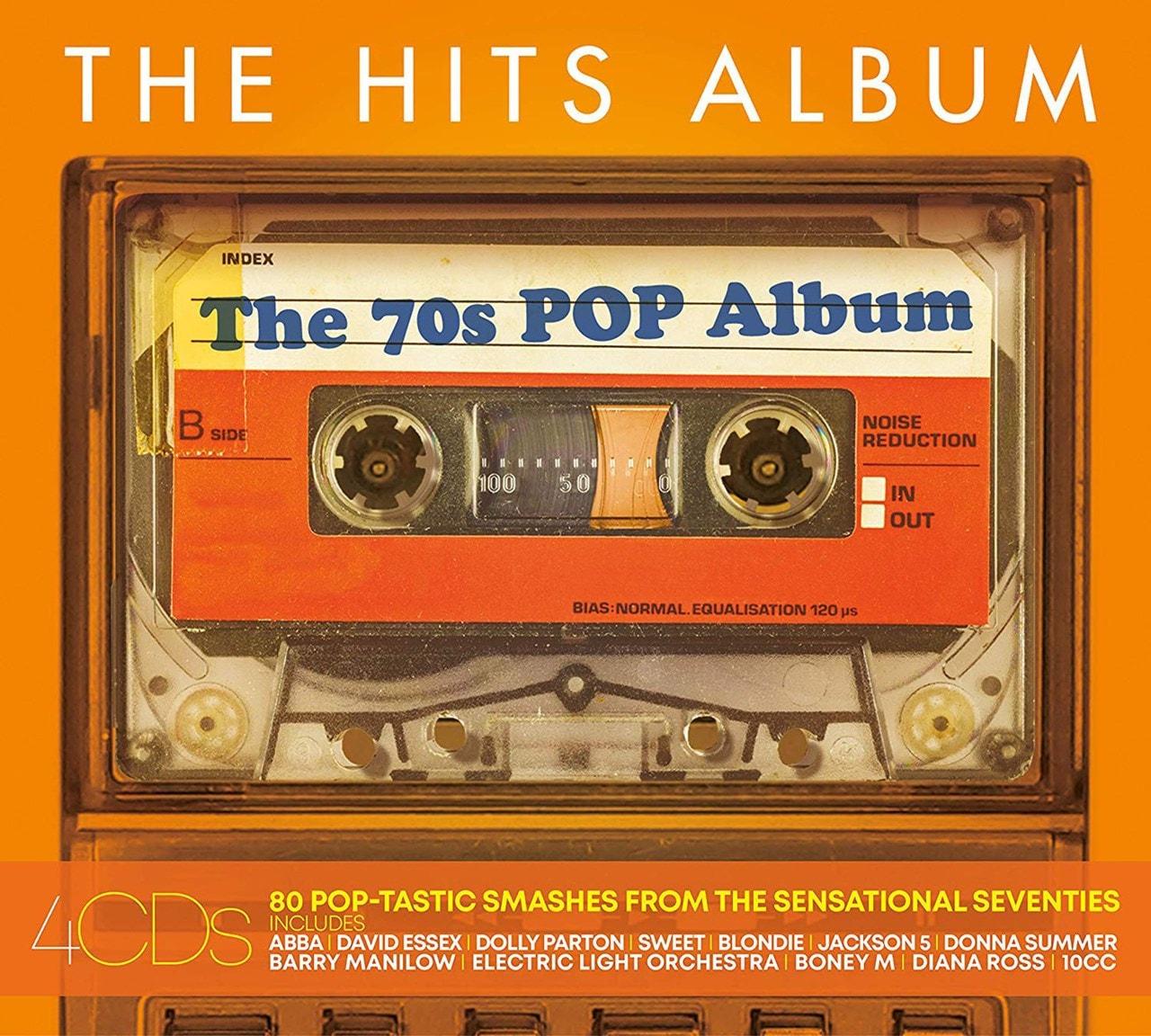 The Hits Album: The 70s Pop Album - 1