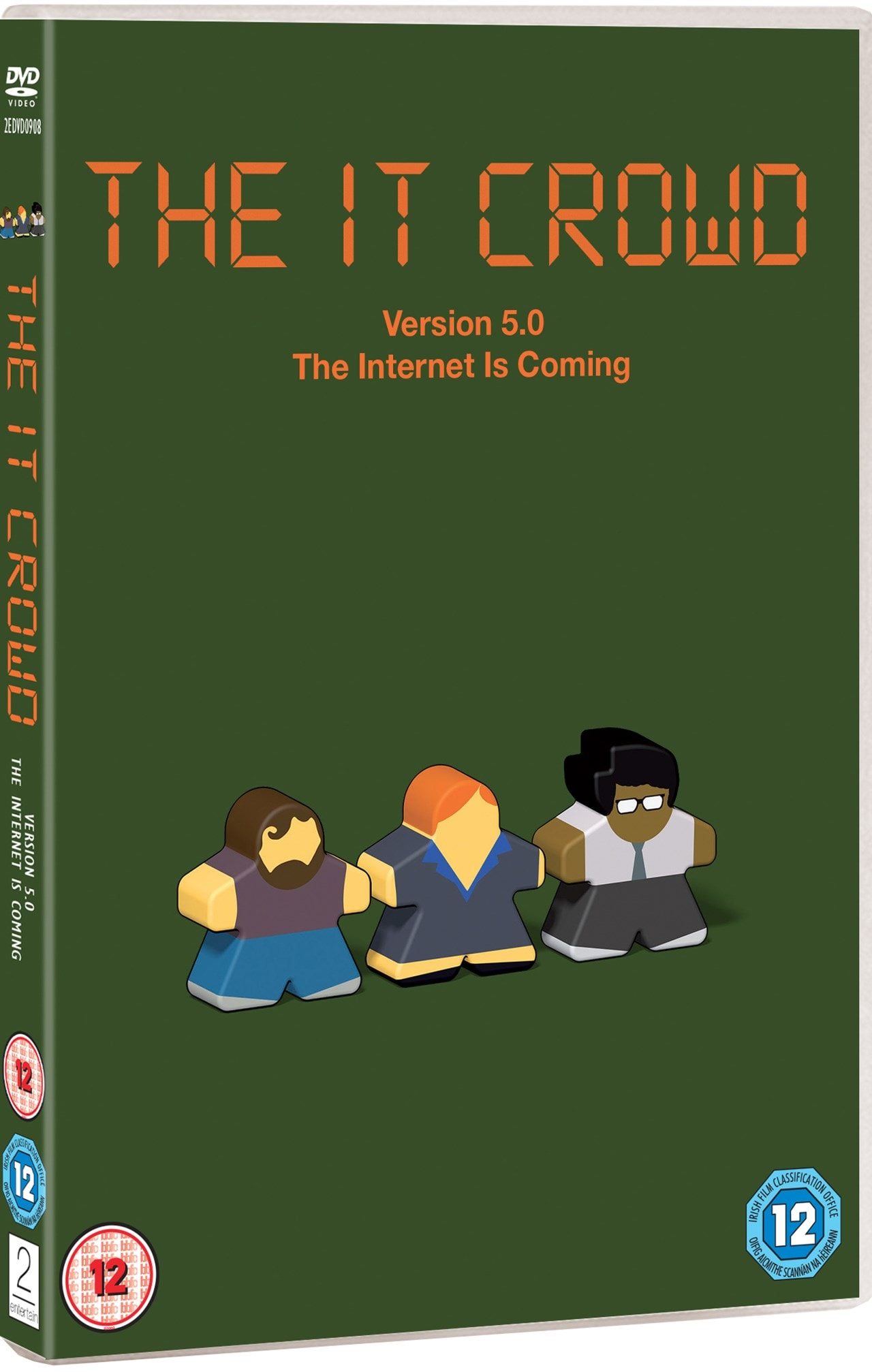 The IT Crowd: Version 5.0 - The Internet Is Coming - 2