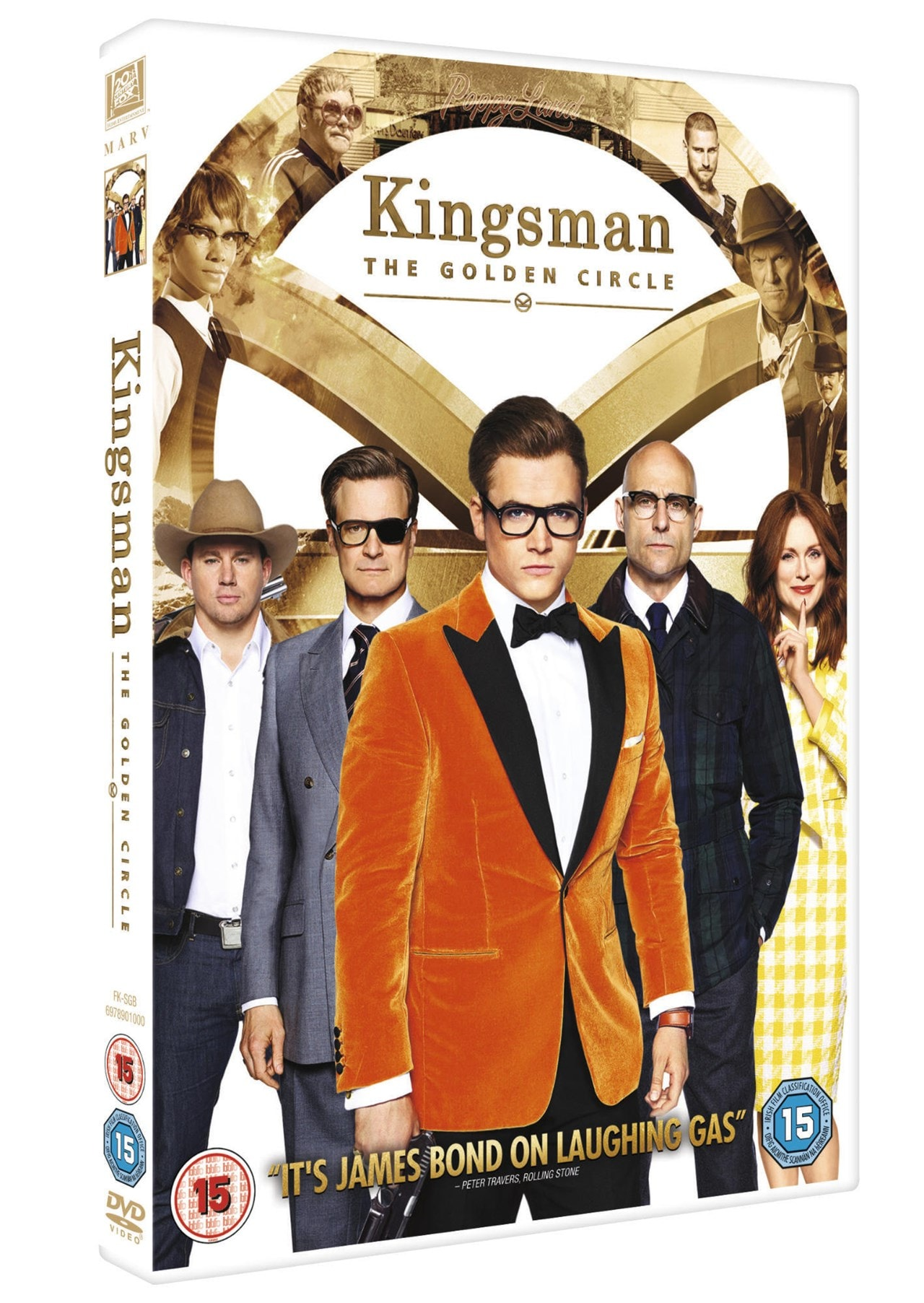 Kingsman: The Golden Circle - 4