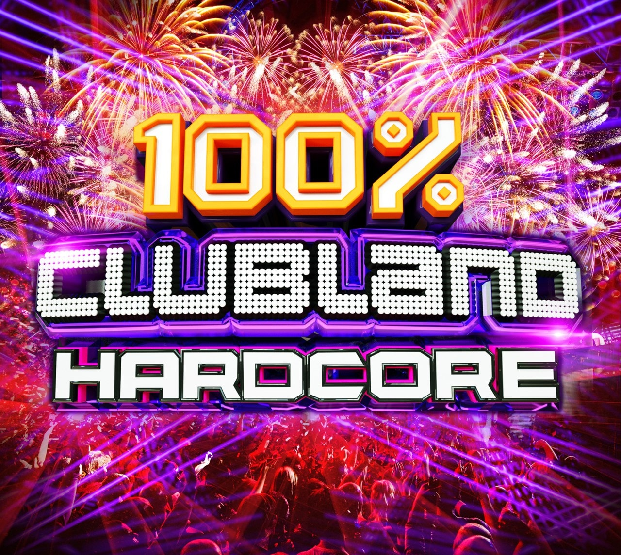 100% Clubland Hardcore - 1