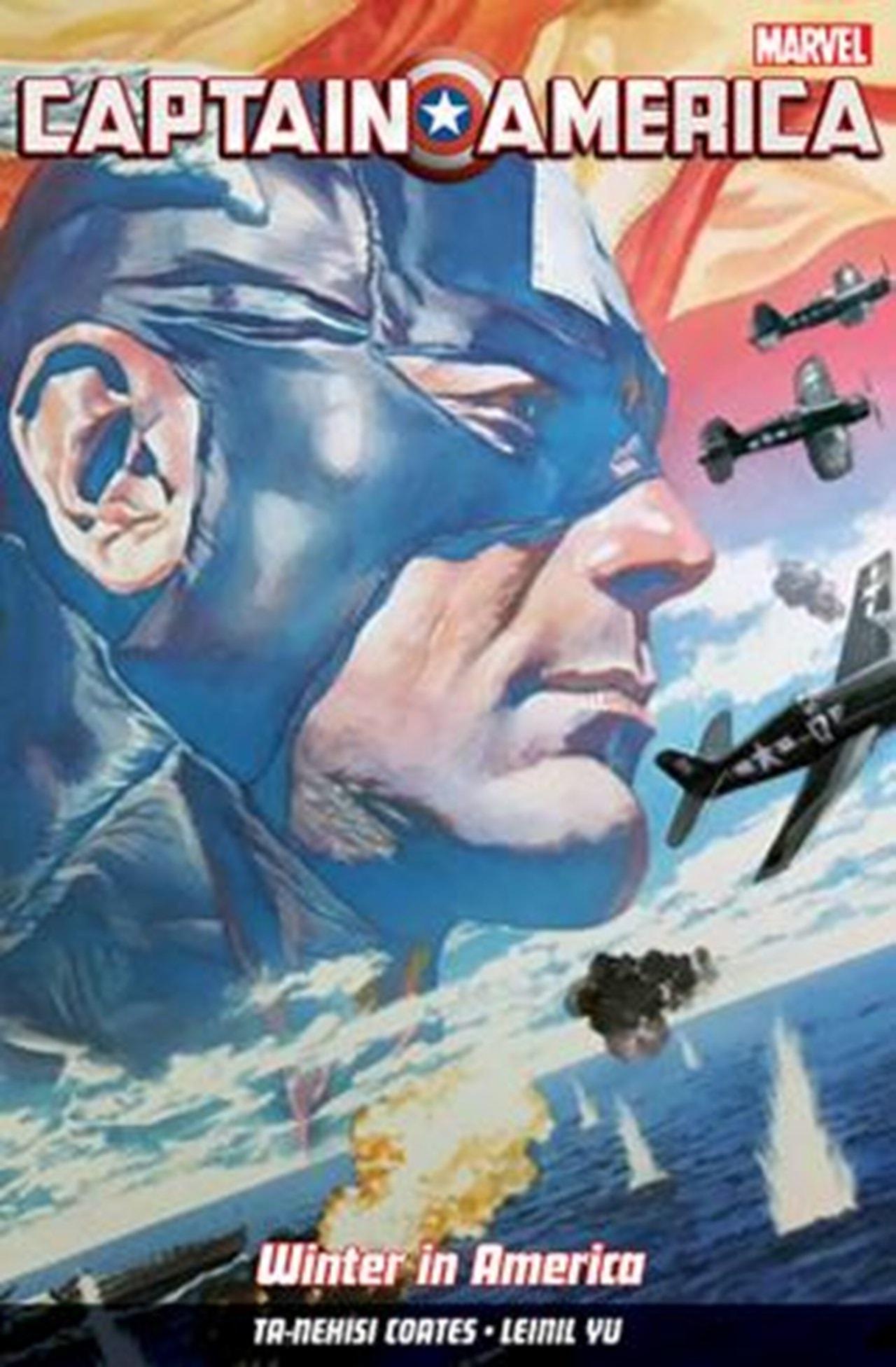 Captain America: Winter In America - 1