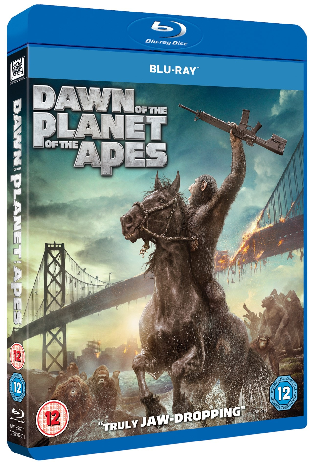 Dawn of the Planet of the Apes - 2