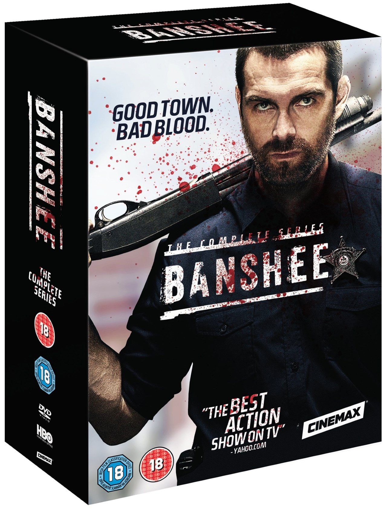 Banshee: The Complete Series - 2