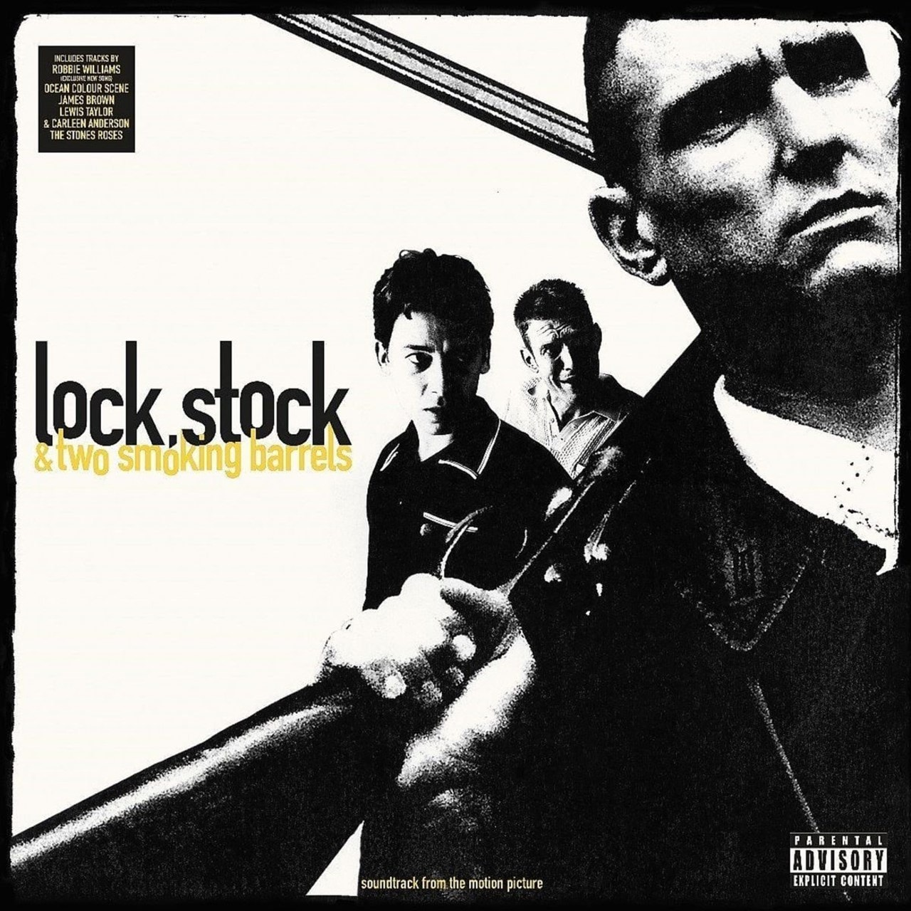 Lock, Stock & Two Smoking Barrels - 1