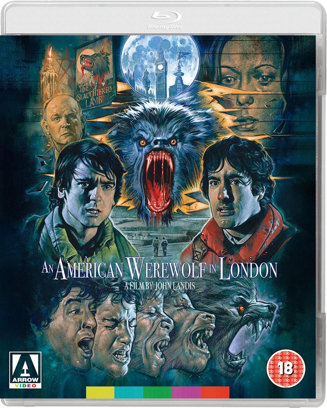 An American Werewolf in London - 1
