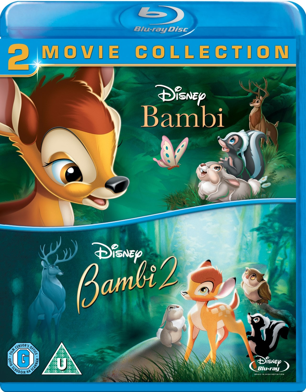 Bambi/Bambi 2 - The Great Prince of the Forest - 1