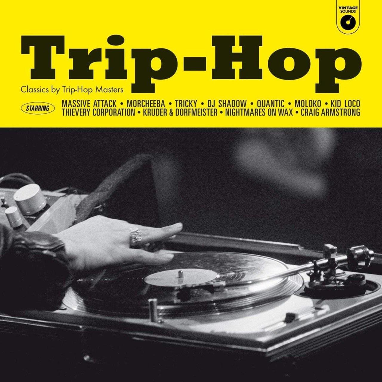 Trip-hop: Classics By Trip-hop Masters - 1