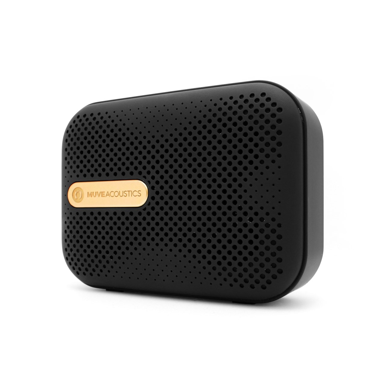 Muve Acoustic Box Black Bluetooth Speaker - 1