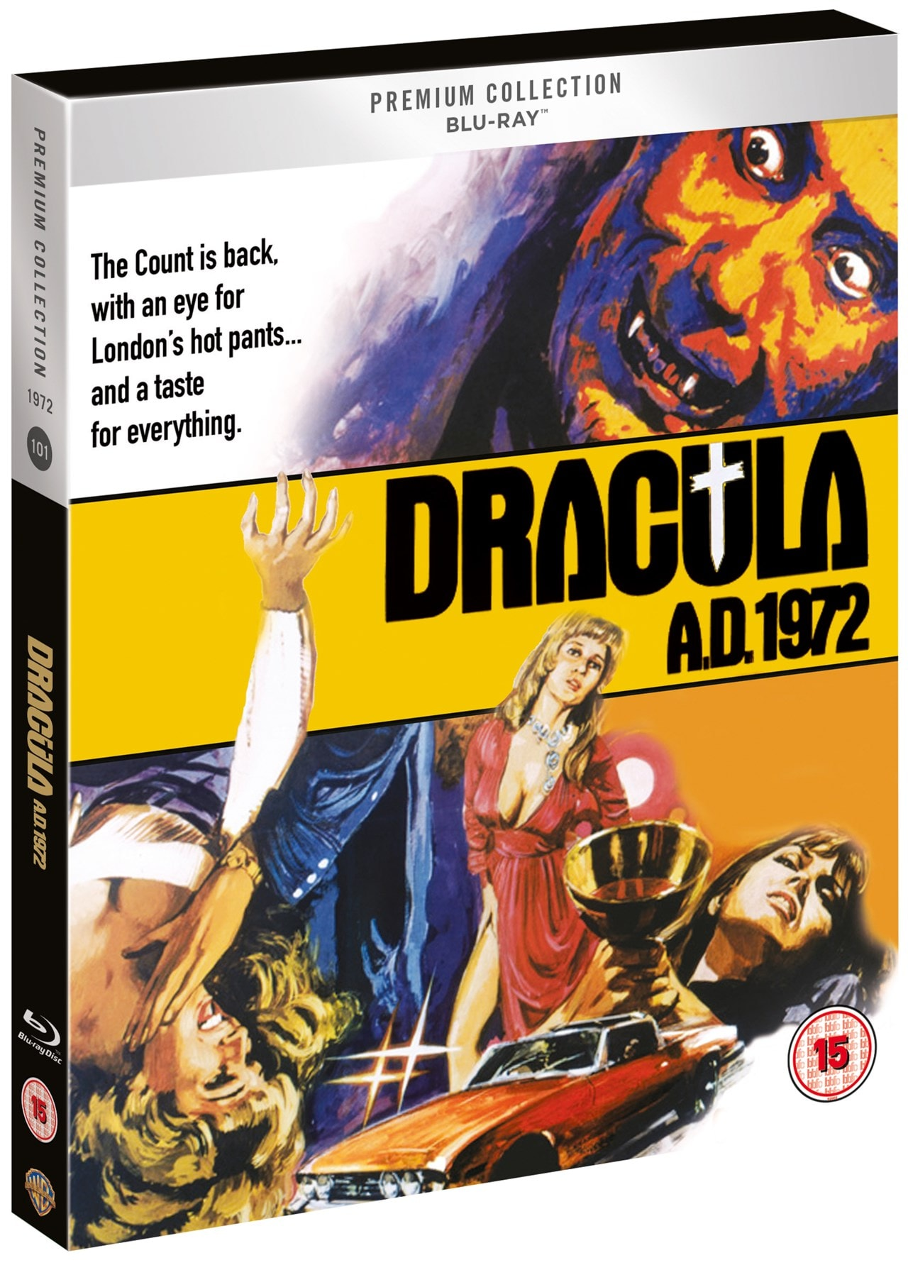 Dracula A.D. 1972 (hmv Exclusive) - The Premium Collection - 2