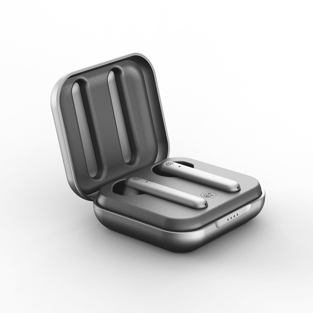 Urbanista Stockholm Plus Titanium True Wireless Bluetooth Earphones - 2
