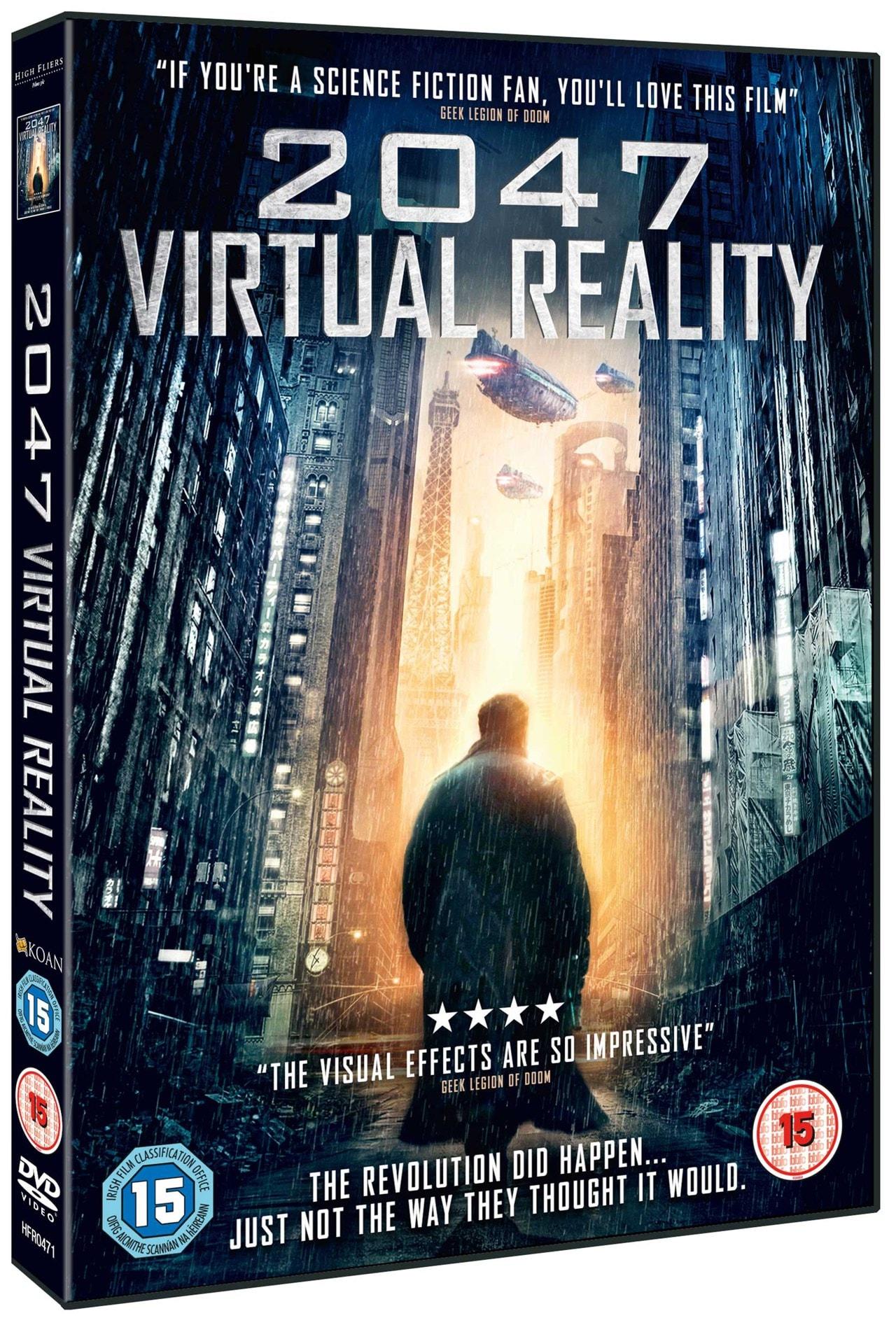 2047 - Virtual Reality - 2