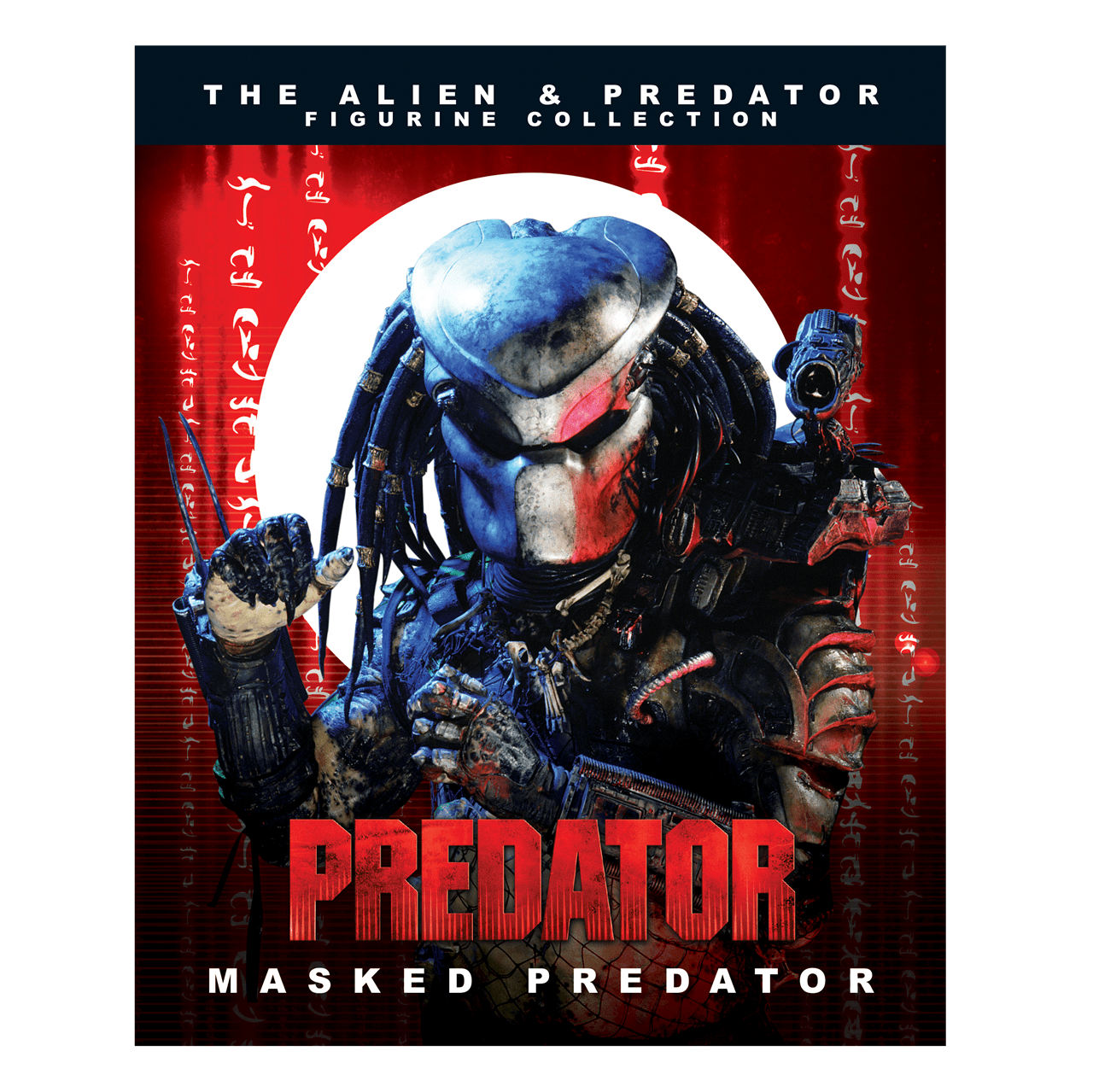 Masked Predator Figurine: Hero Collector - 3
