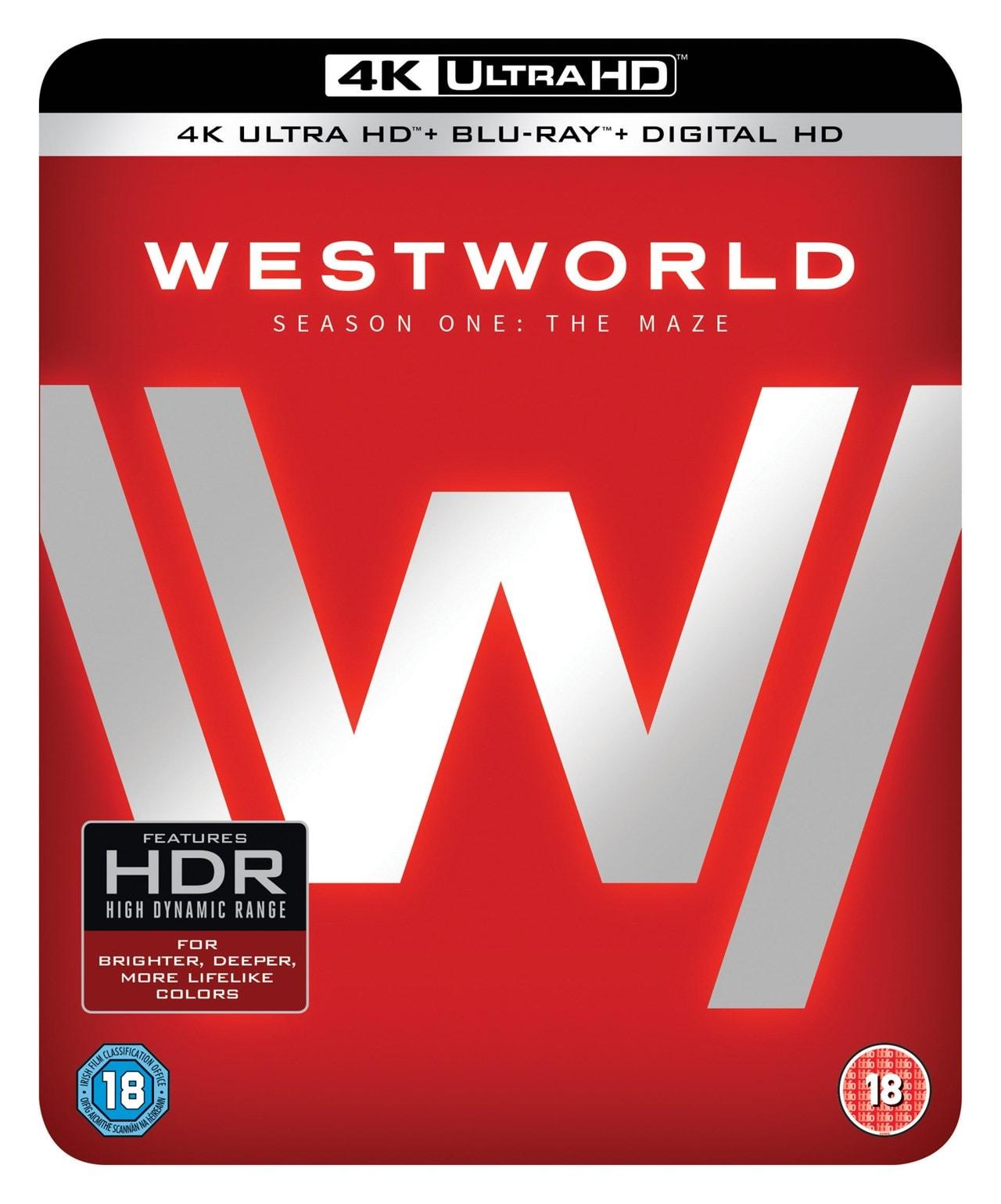 Westworld: Season One - The Maze - 1
