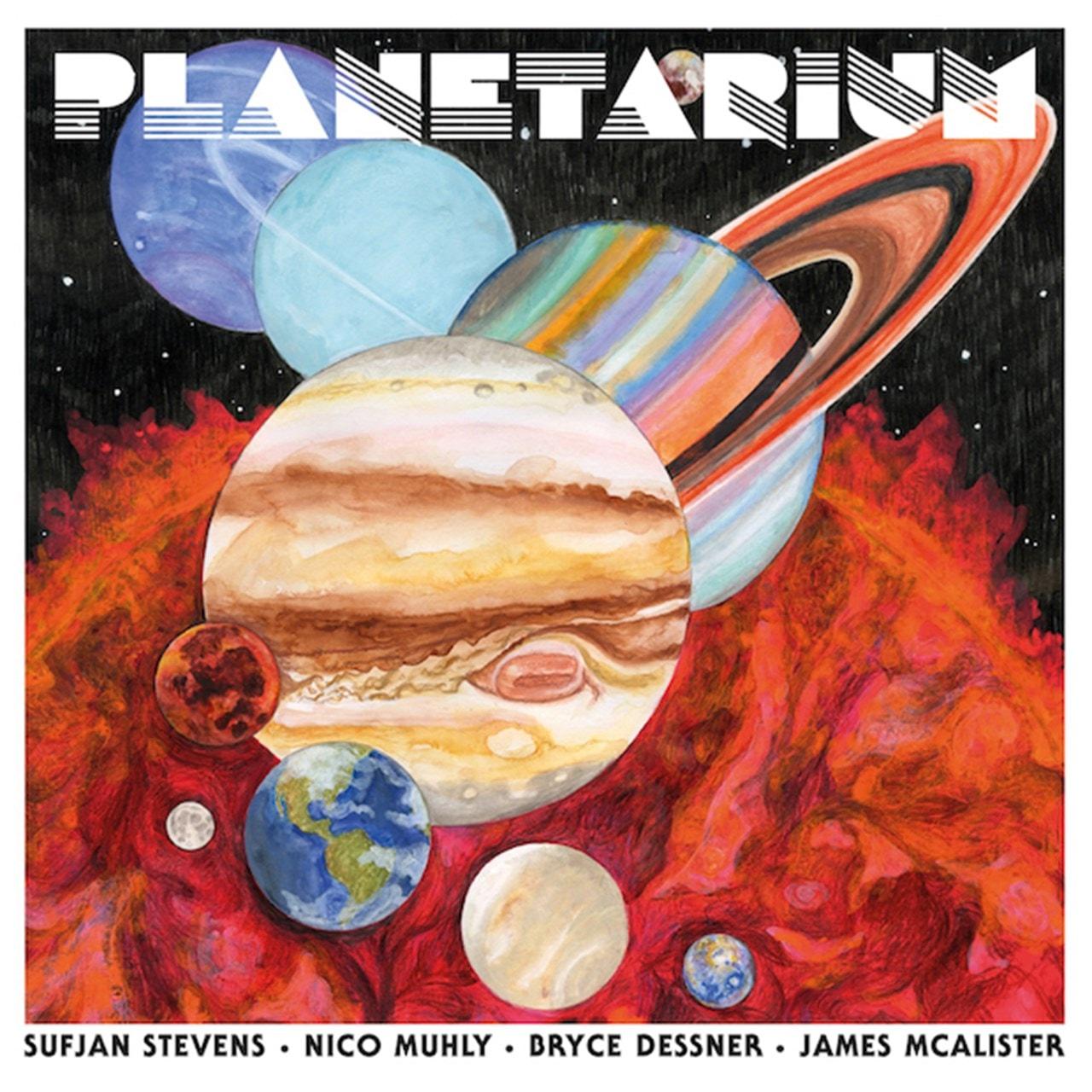 Planetarium - 1