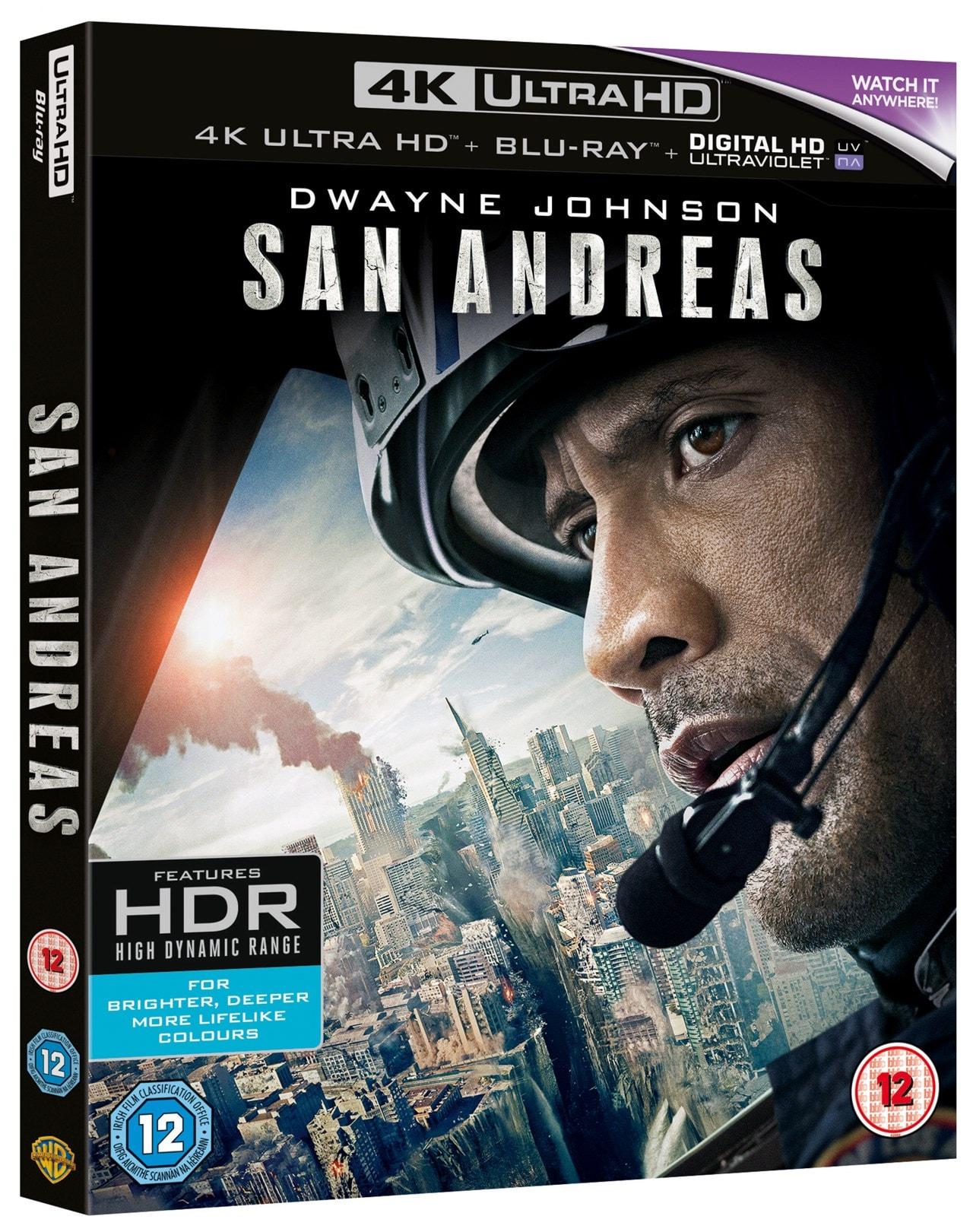San Andreas - 2