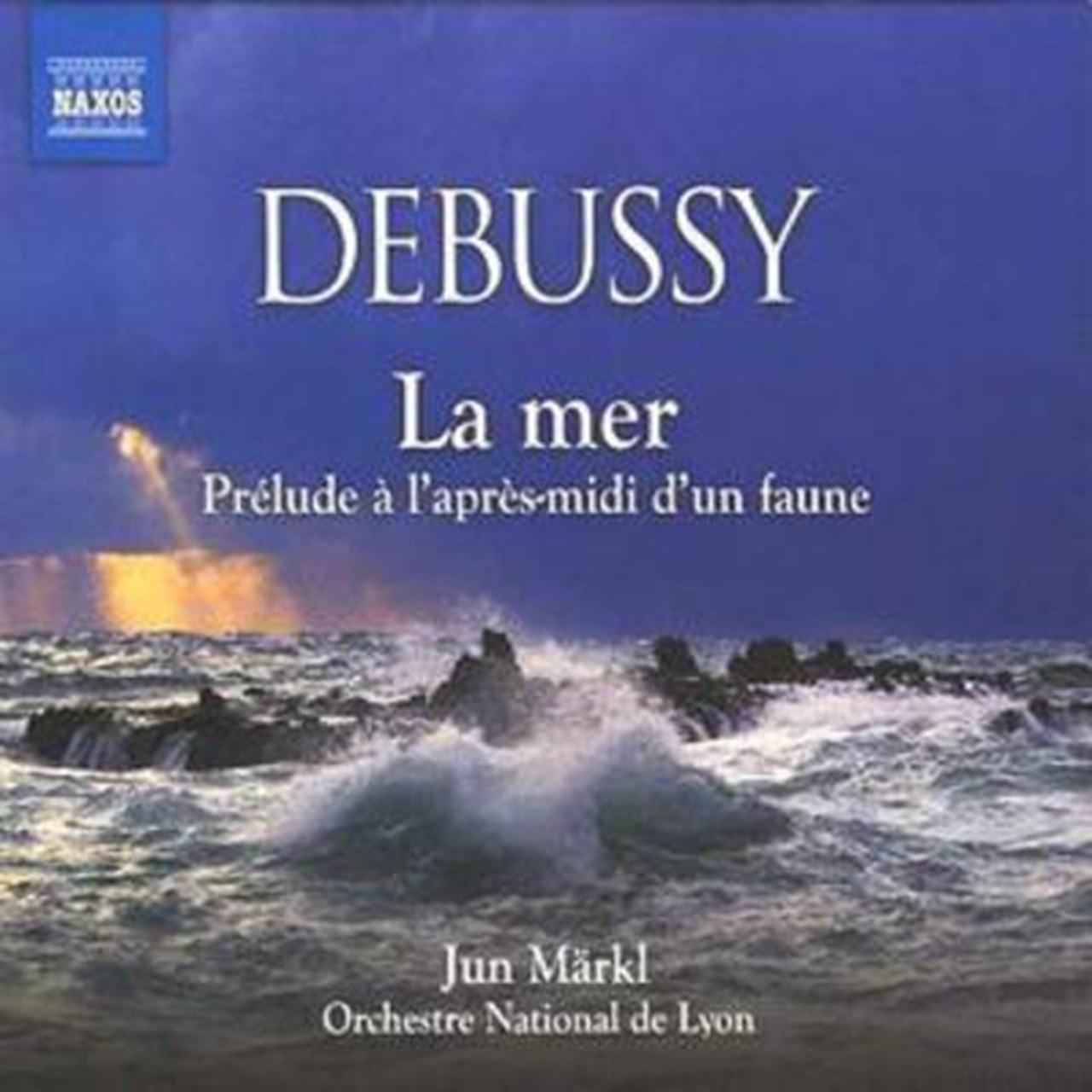La Mer, Prelude a L'apres-midi D'un Faune (Markl) - 1