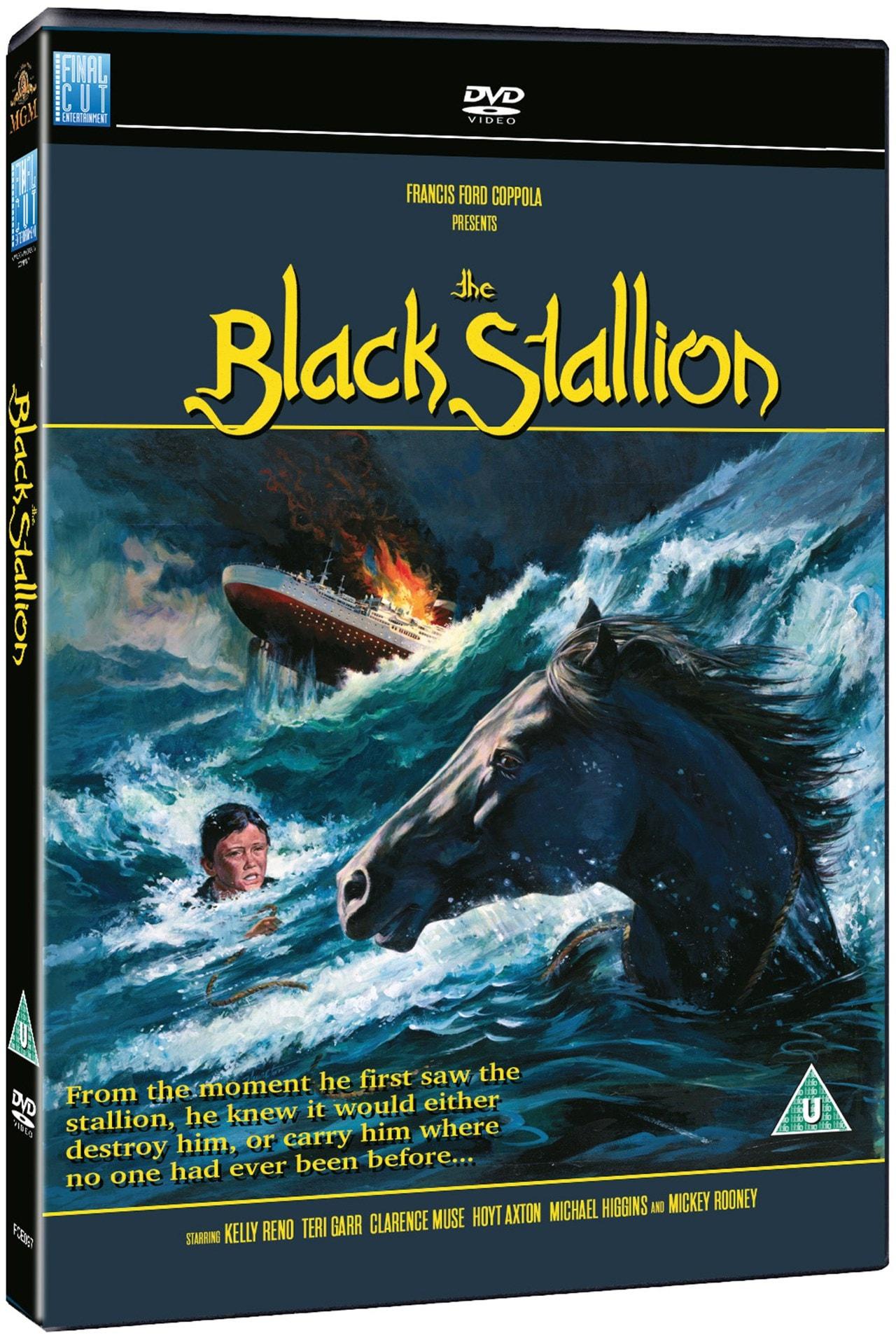 The Black Stallion - 1