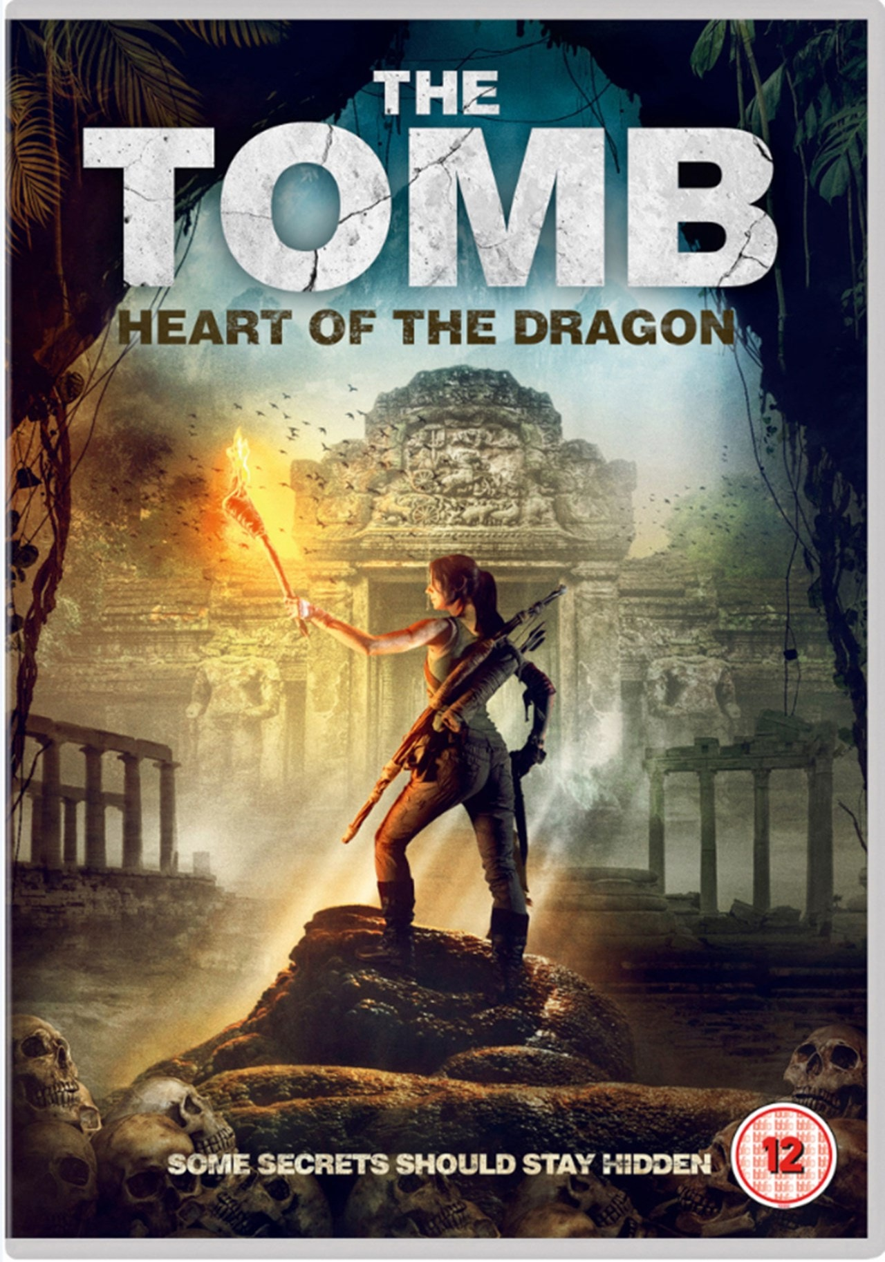 The Tomb: Heart of the Dragon - 1