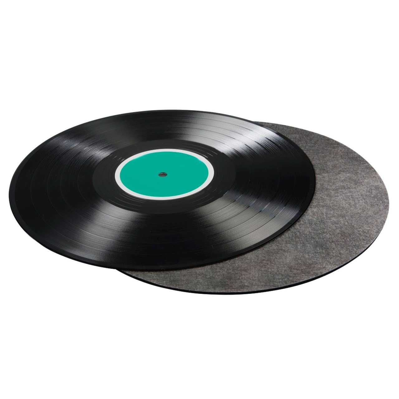 Hama Carbon Fibre Record Mat (new) - 2