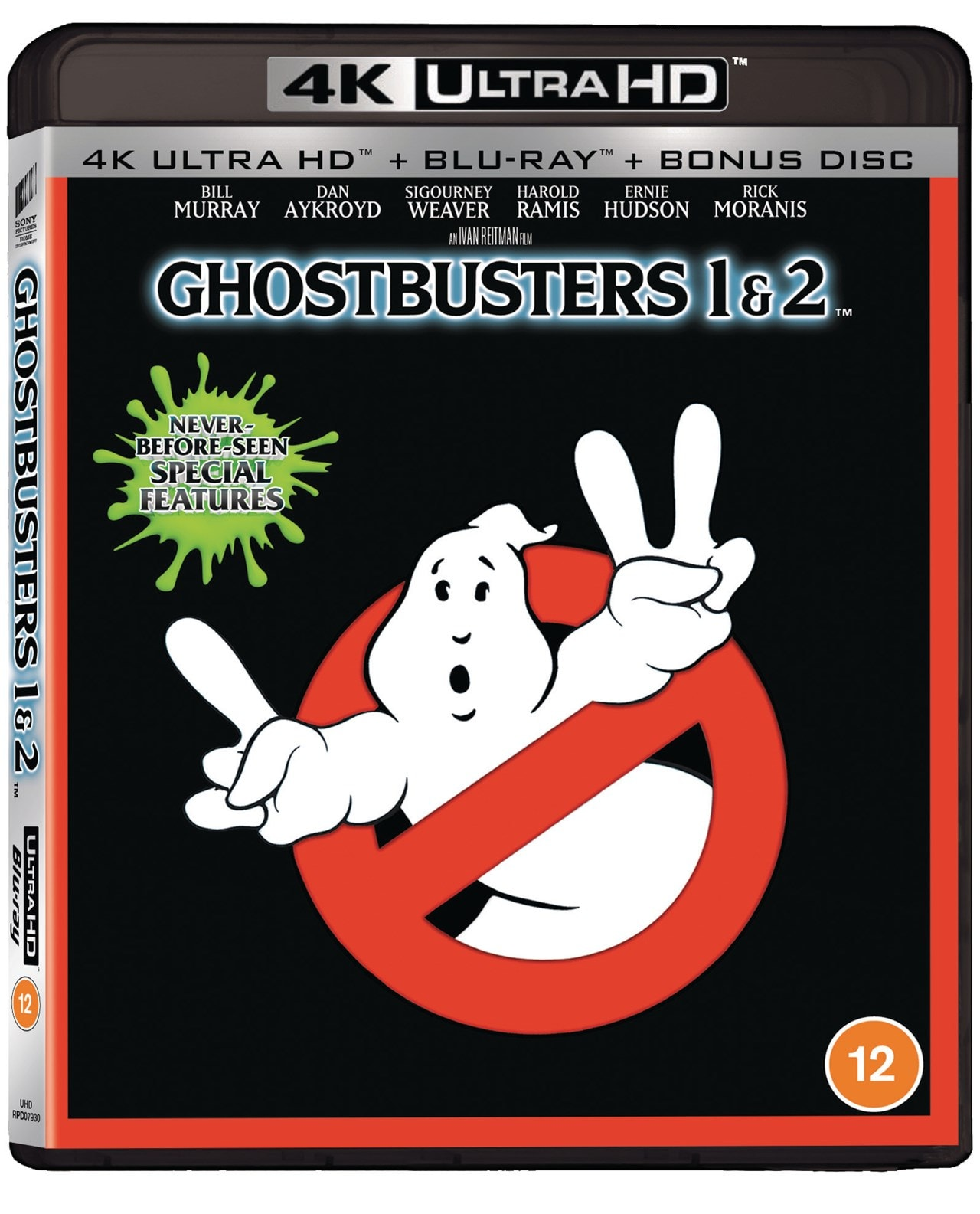 Ghostbusters/Ghostbusters 2 - 2