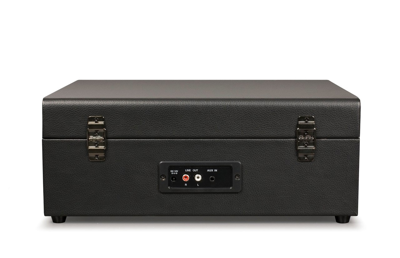 Crosley Voyager Black Turntable - 5