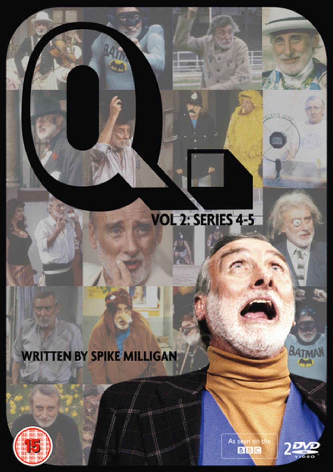 Q. - Vol 2: Series 4-5 - 1