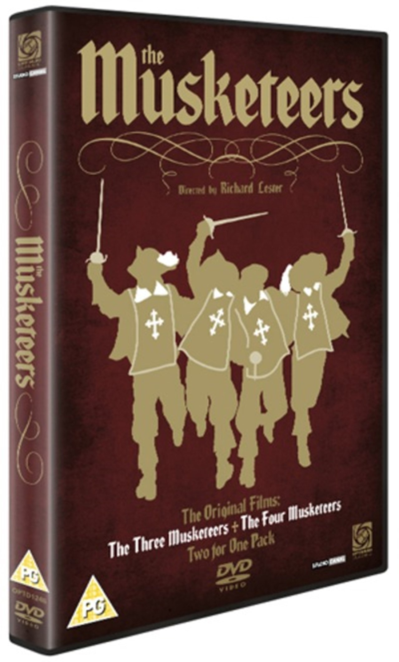 The Three Musketeers/The Four Musketeers - 1