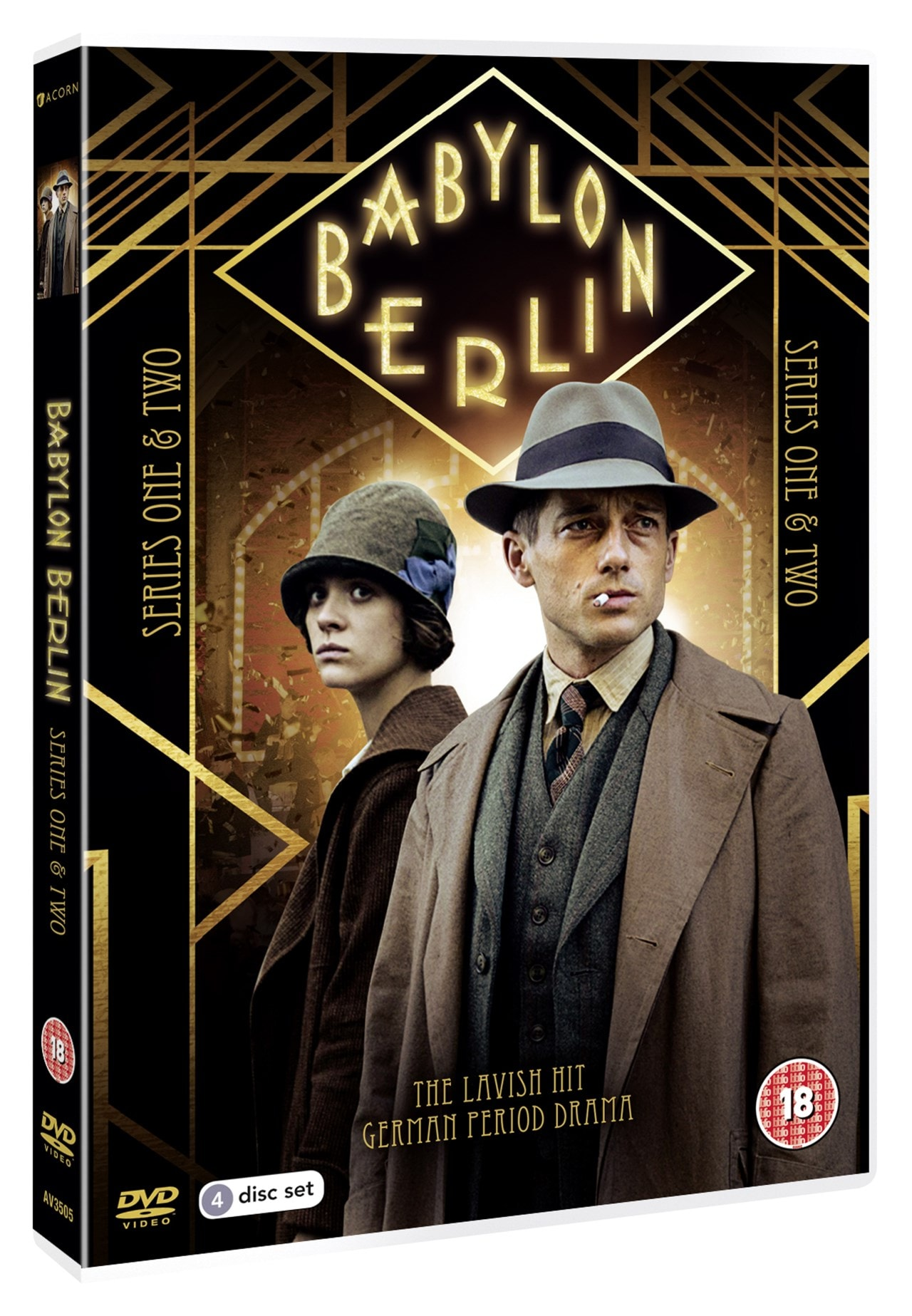Babylon Berlin: Series One & Two - 2