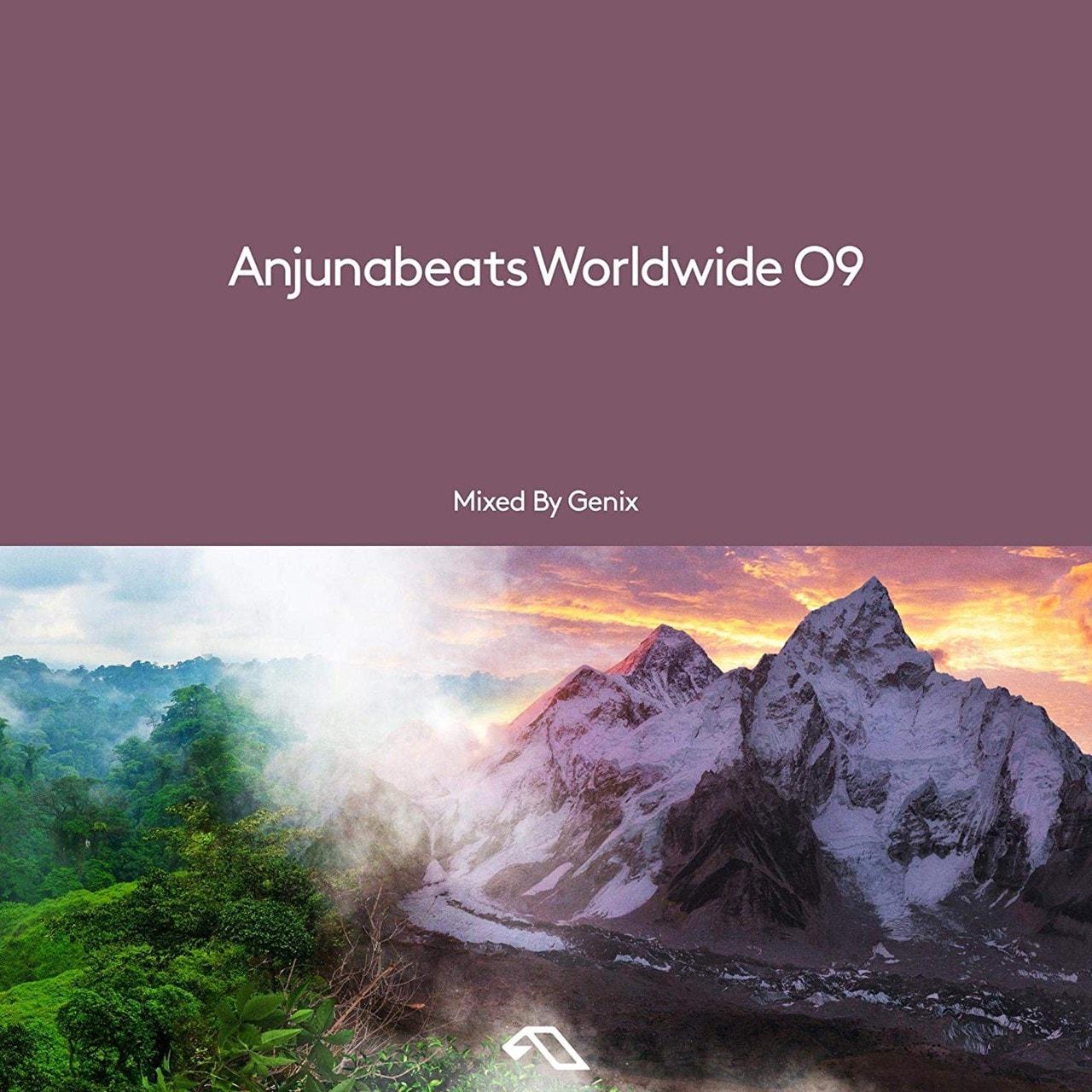 Anjunabeats Worldwide 09: Mixed By Genix - 1