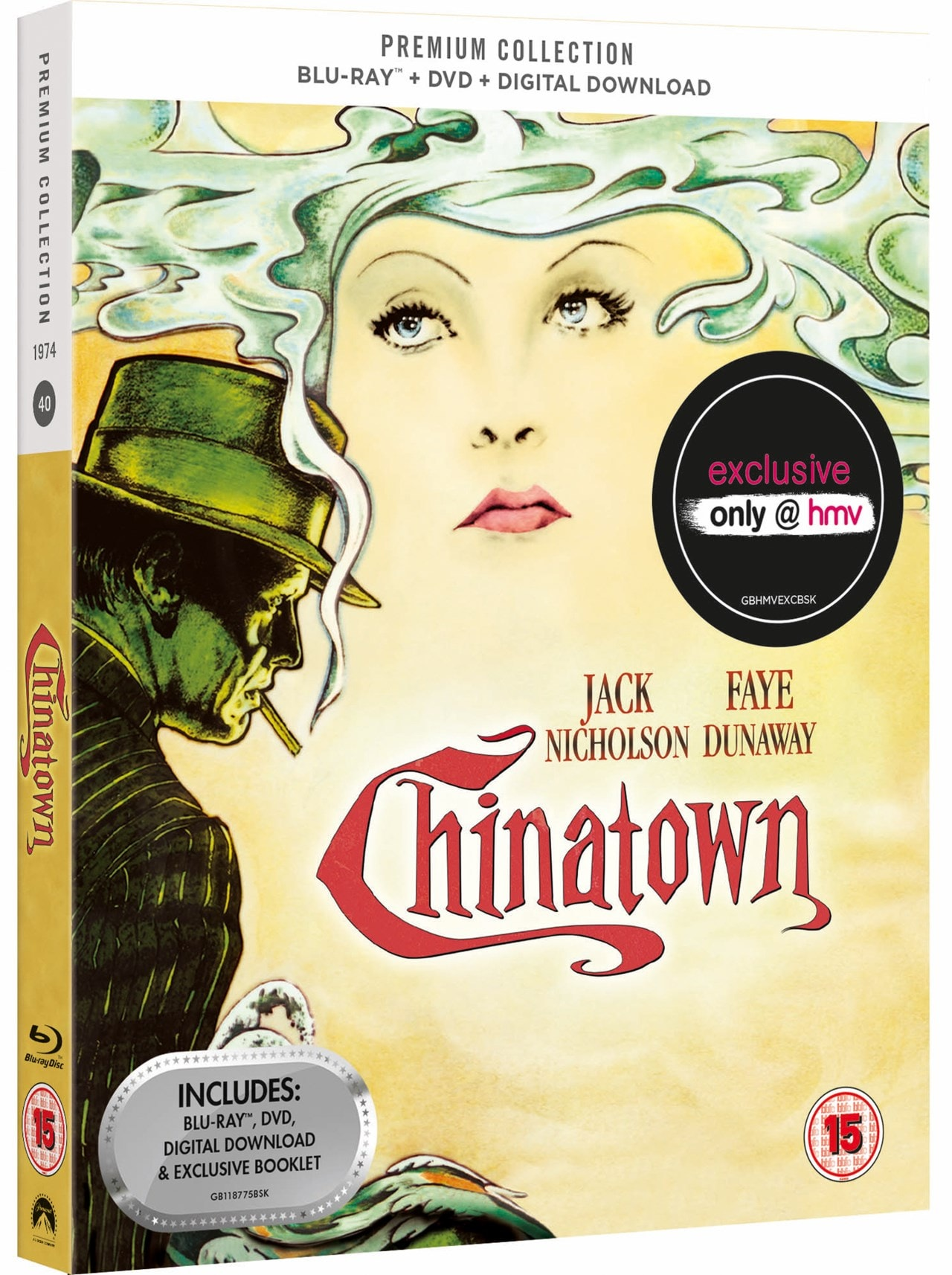 Chinatown (hmv Exclusive) - The Premium Collection - 2