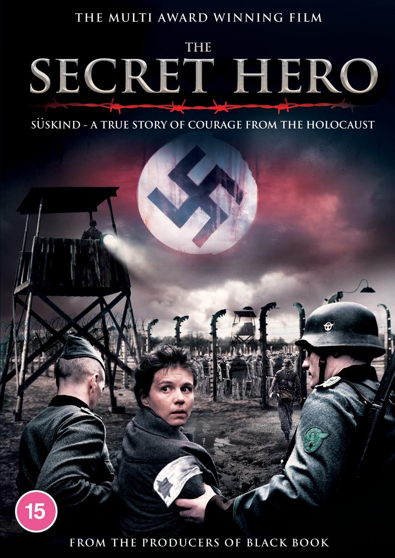 The Secret Hero - 1