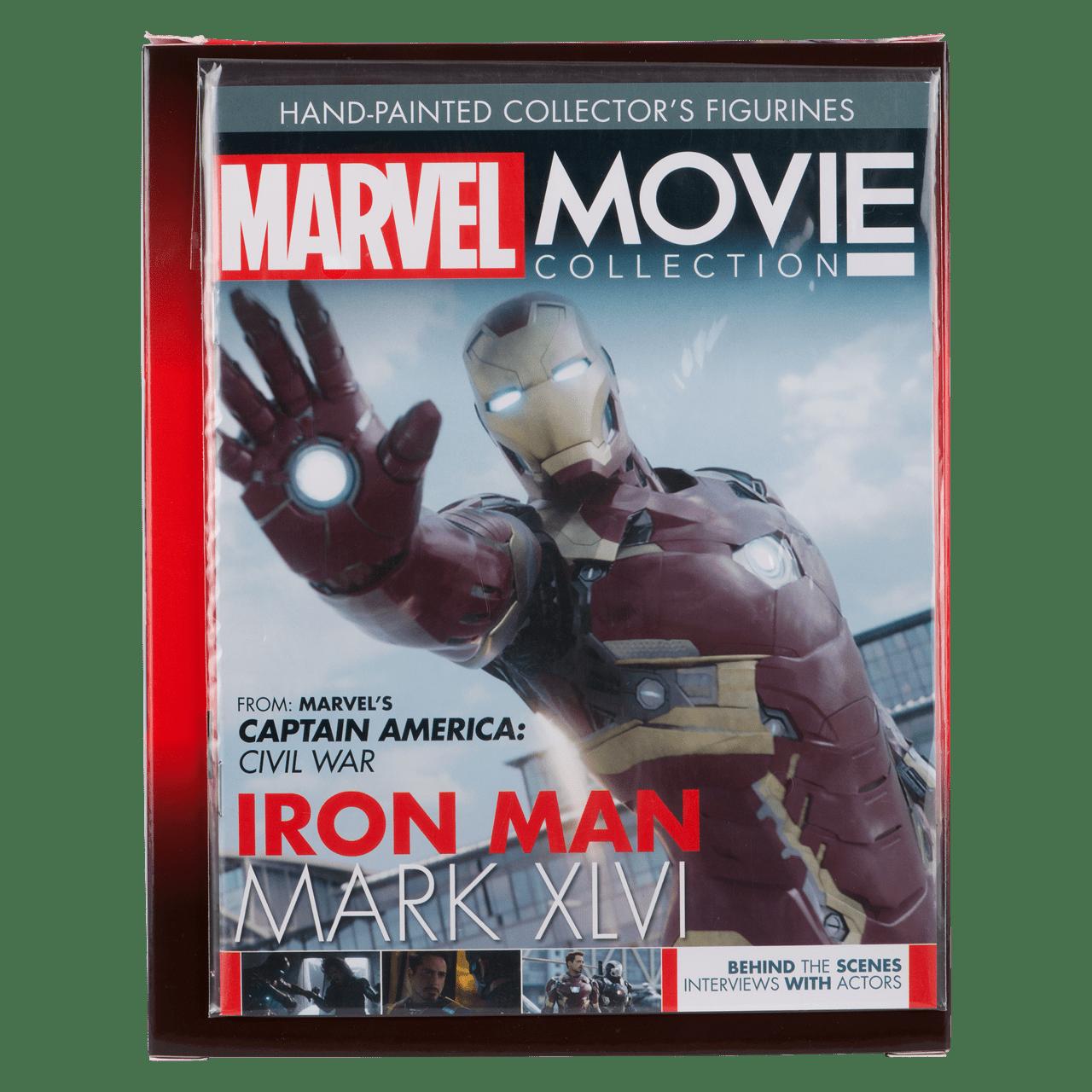 Iron Man: Marvel Figurine: Hero Collector - 4