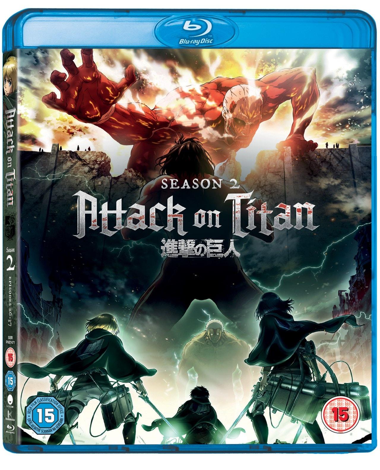 Attack On Titan: Season 2 - 2