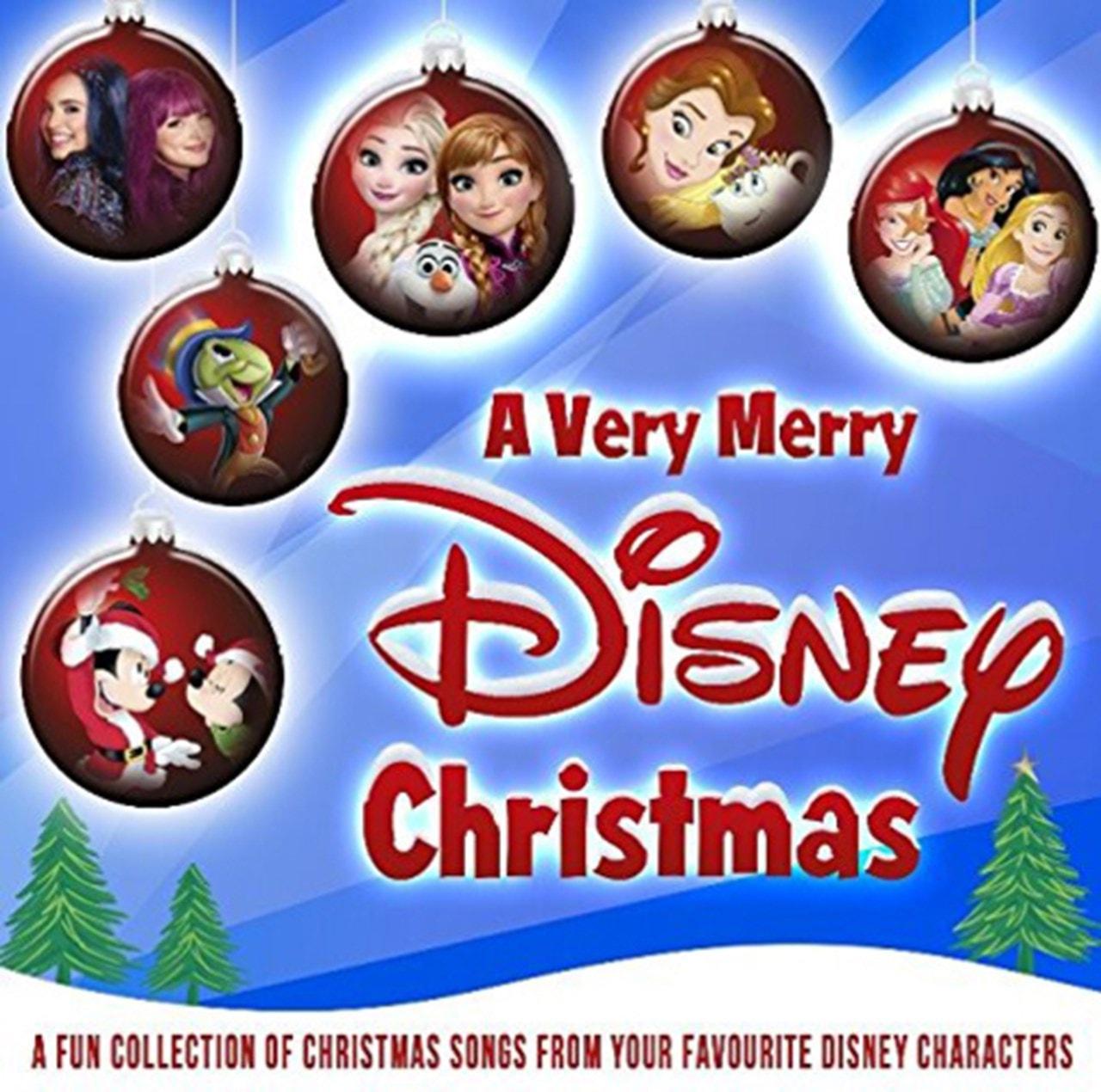 A Very Merry Disney Christmas - 1
