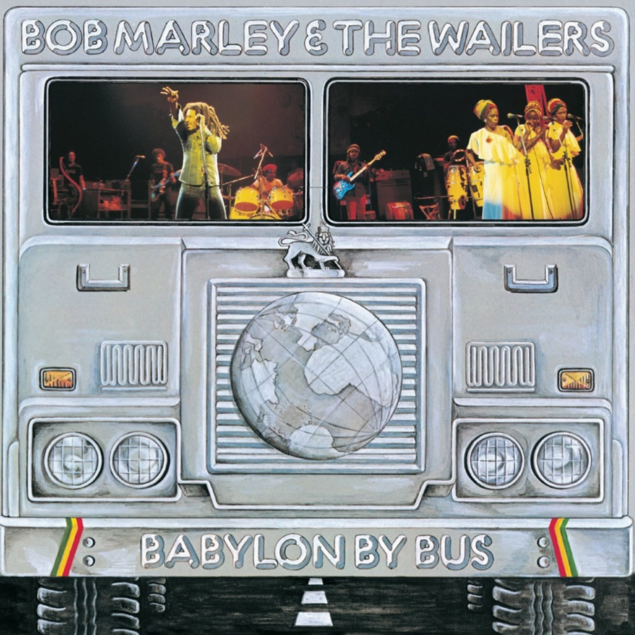 Babylon By Bus - 1
