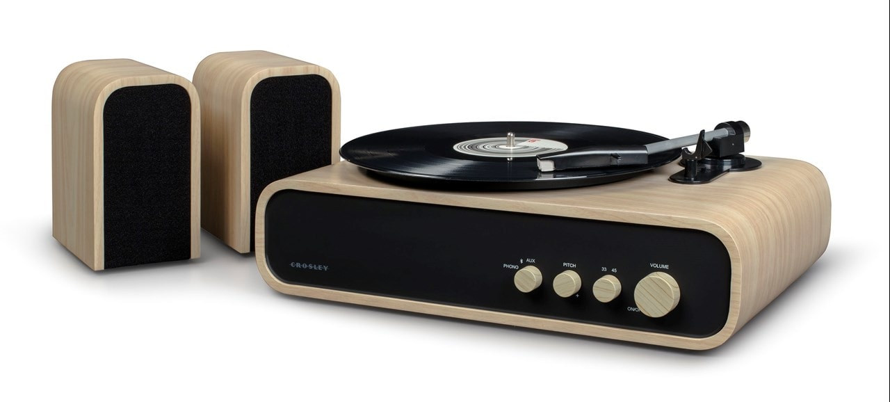 Crosley Gig Turntable & Speakers - 1