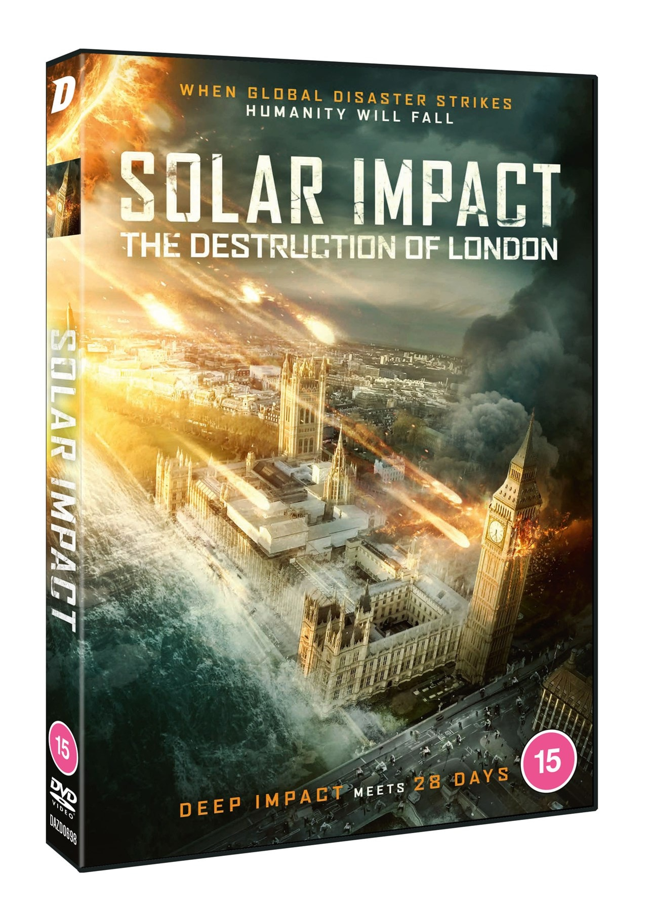 Solar Impact - The Destruction of London - 2