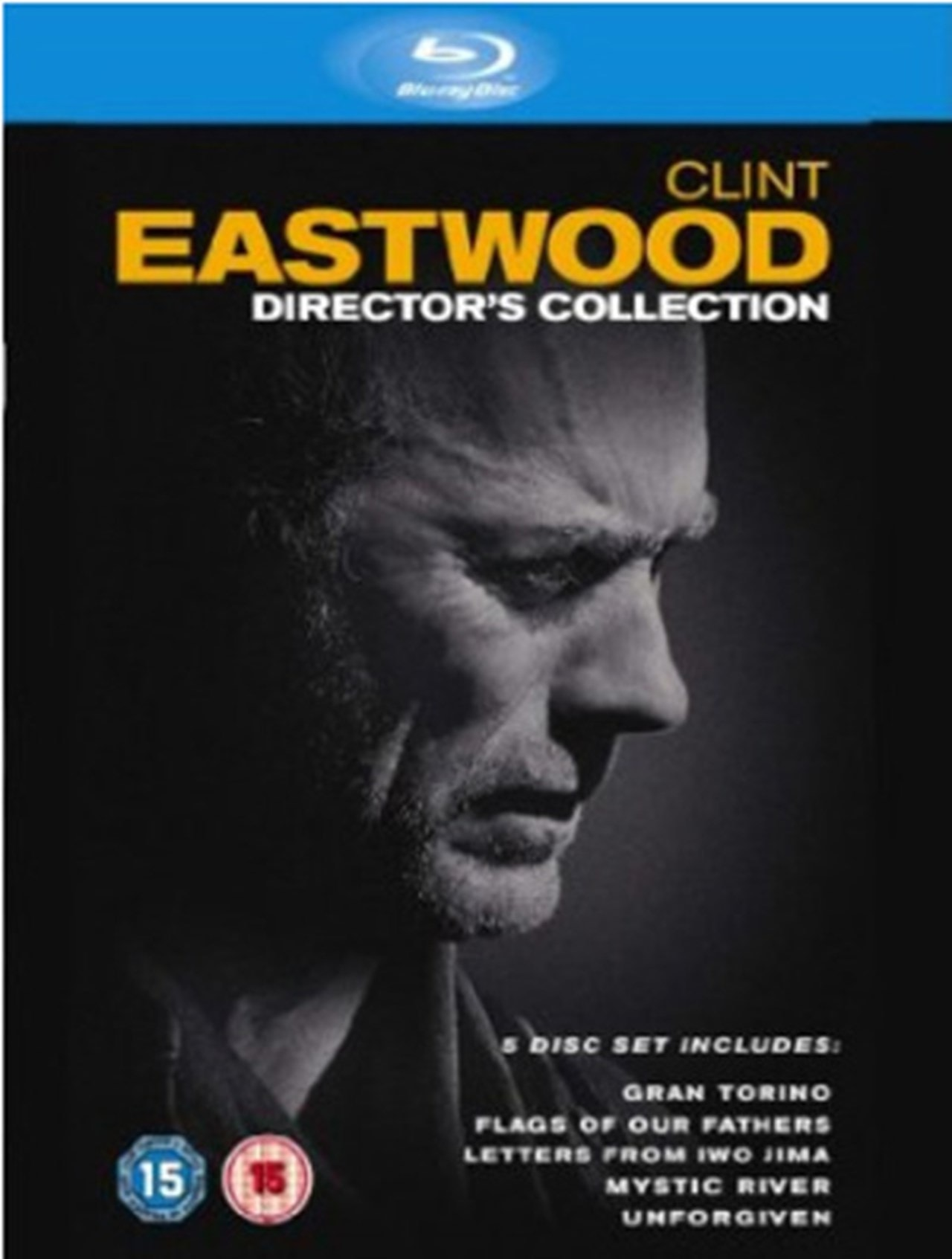 Clint Eastwood: The Director's Collection - 1