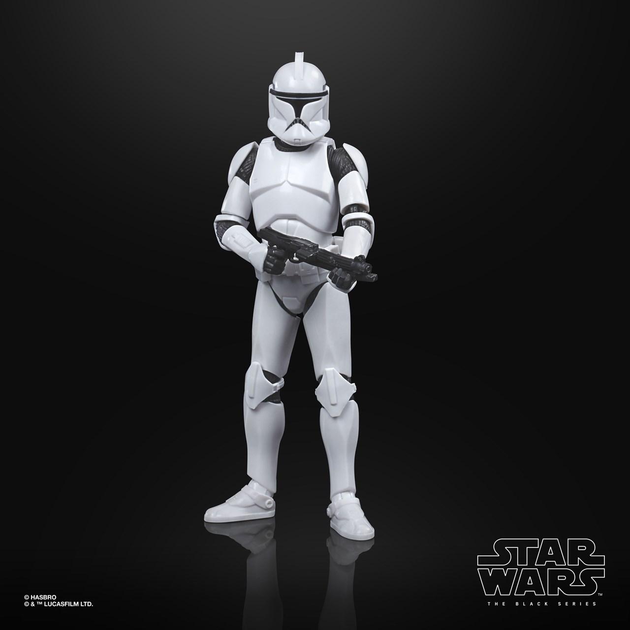 Clone Trooper: Clone Wars: Star Wars Black Series Action Figure - 1