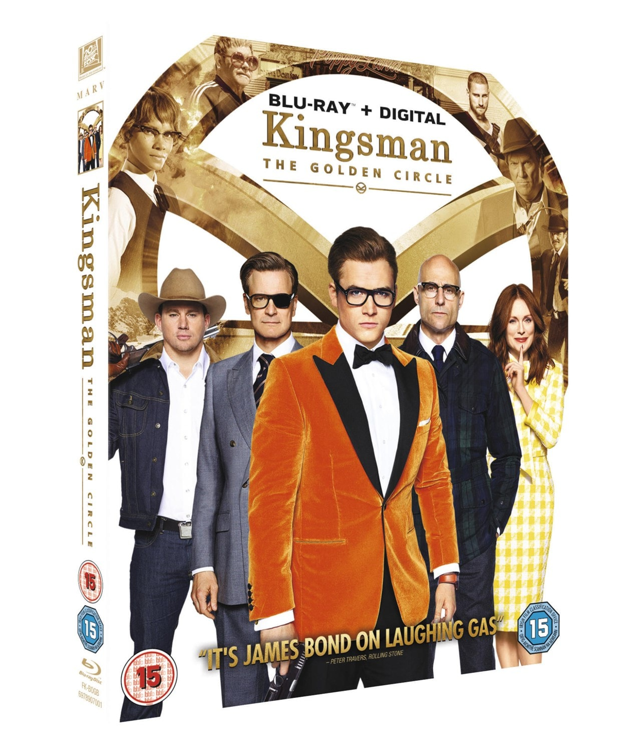 Kingsman: The Golden Circle - 2